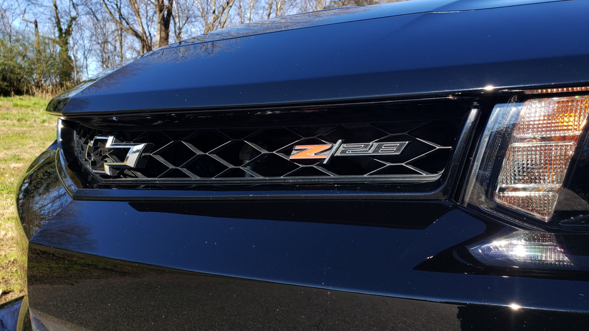 Used 2014 Chevrolet CAMARO Z/28 / 427 7.0L V8 505HP / RADIO / AIR CONDITIONING for sale Sold at Formula Imports in Charlotte NC 28227 24