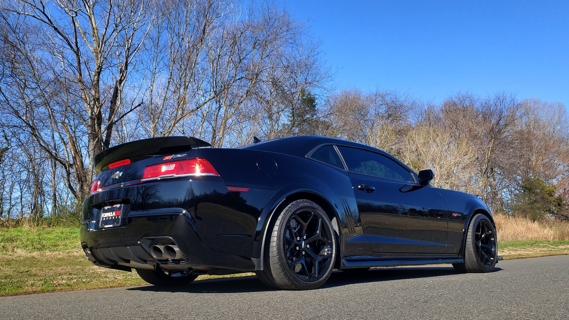 Used 2014 Chevrolet CAMARO Z/28 / 427 7.0L V8 505HP / RADIO / AIR CONDITIONING for sale Sold at Formula Imports in Charlotte NC 28227 29