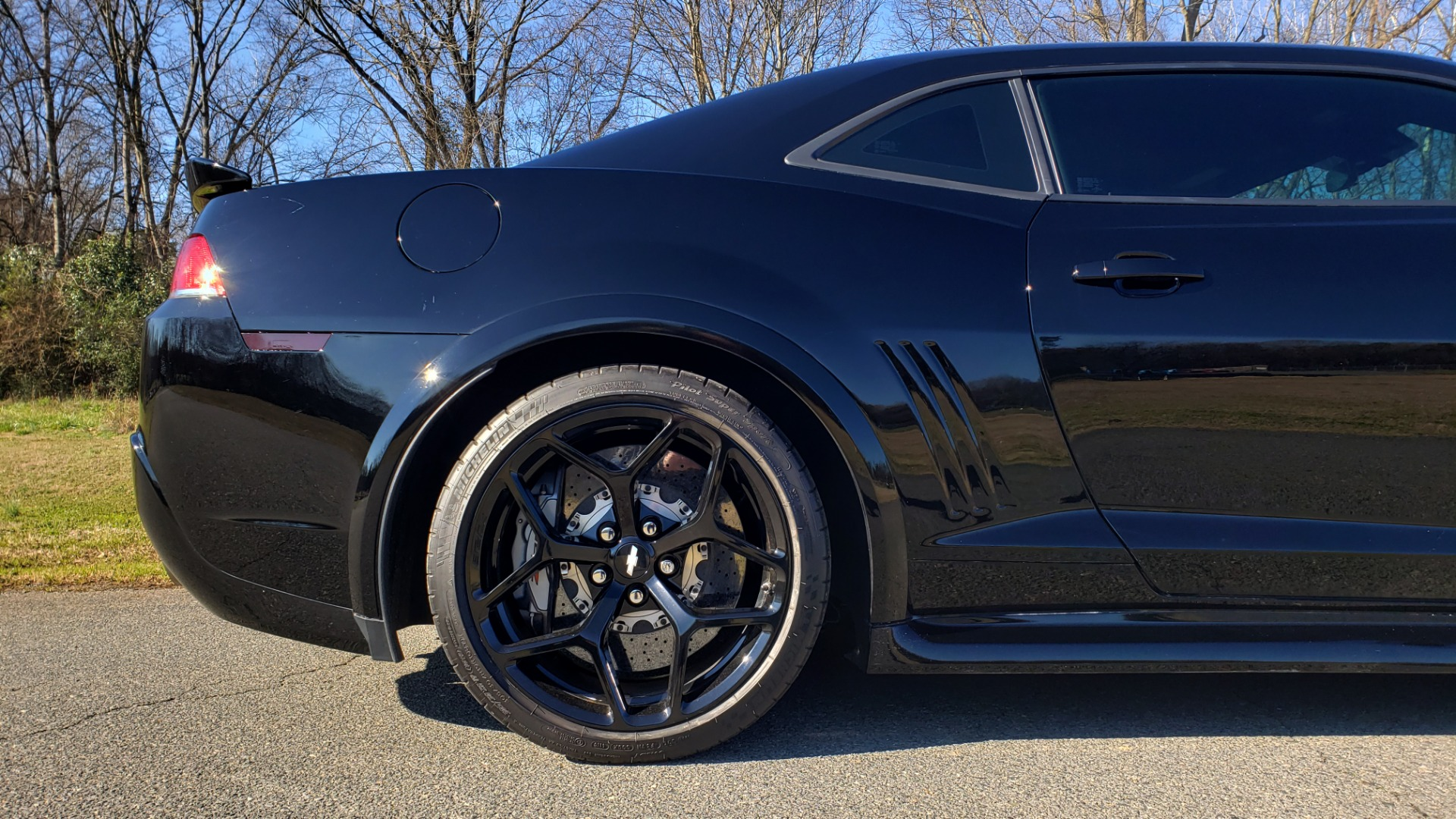 Used 2014 Chevrolet CAMARO Z/28 / 427 7.0L V8 505HP / RADIO / AIR CONDITIONING for sale Sold at Formula Imports in Charlotte NC 28227 33