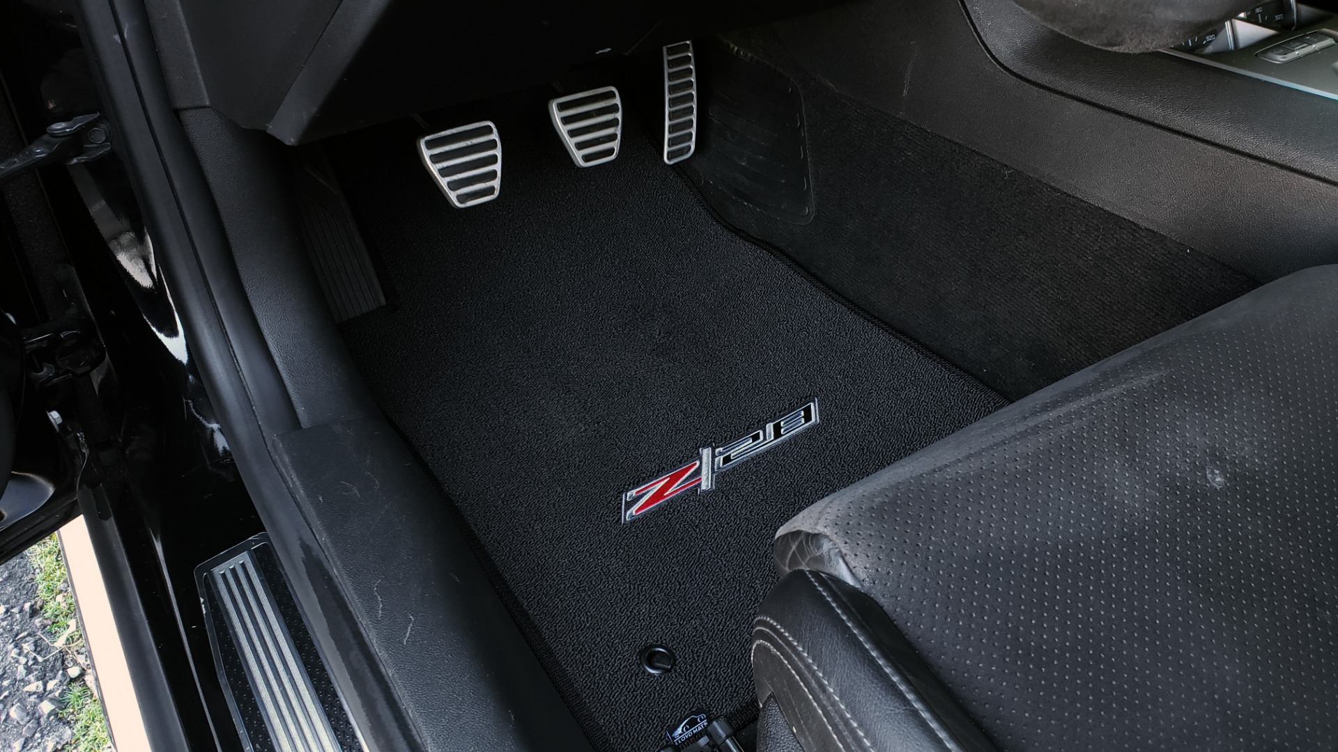 Used 2014 Chevrolet CAMARO Z/28 / 427 7.0L V8 505HP / RADIO / AIR CONDITIONING for sale Sold at Formula Imports in Charlotte NC 28227 51