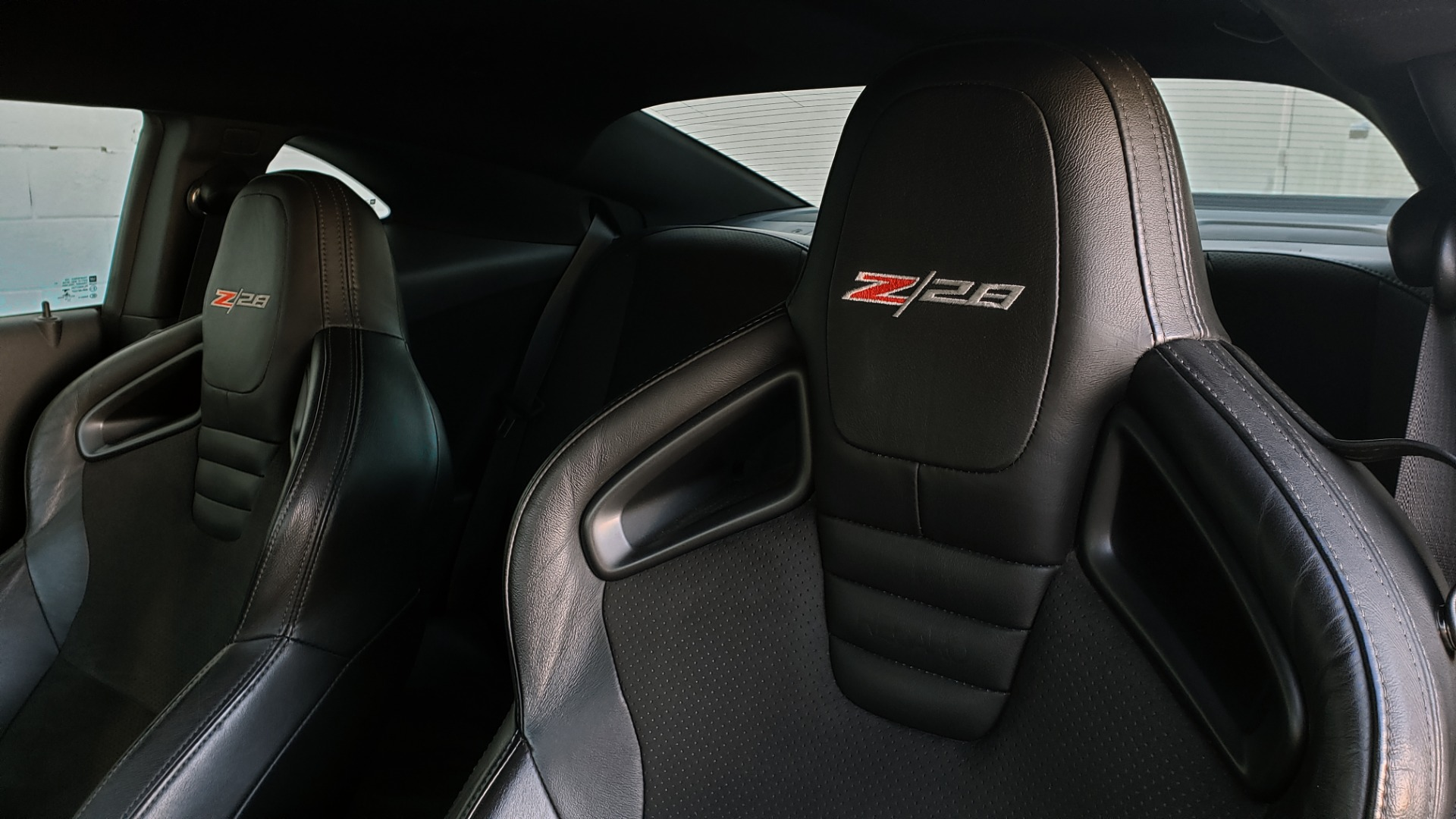 Used 2014 Chevrolet CAMARO Z/28 / 427 7.0L V8 505HP / RADIO / AIR CONDITIONING for sale Sold at Formula Imports in Charlotte NC 28227 53