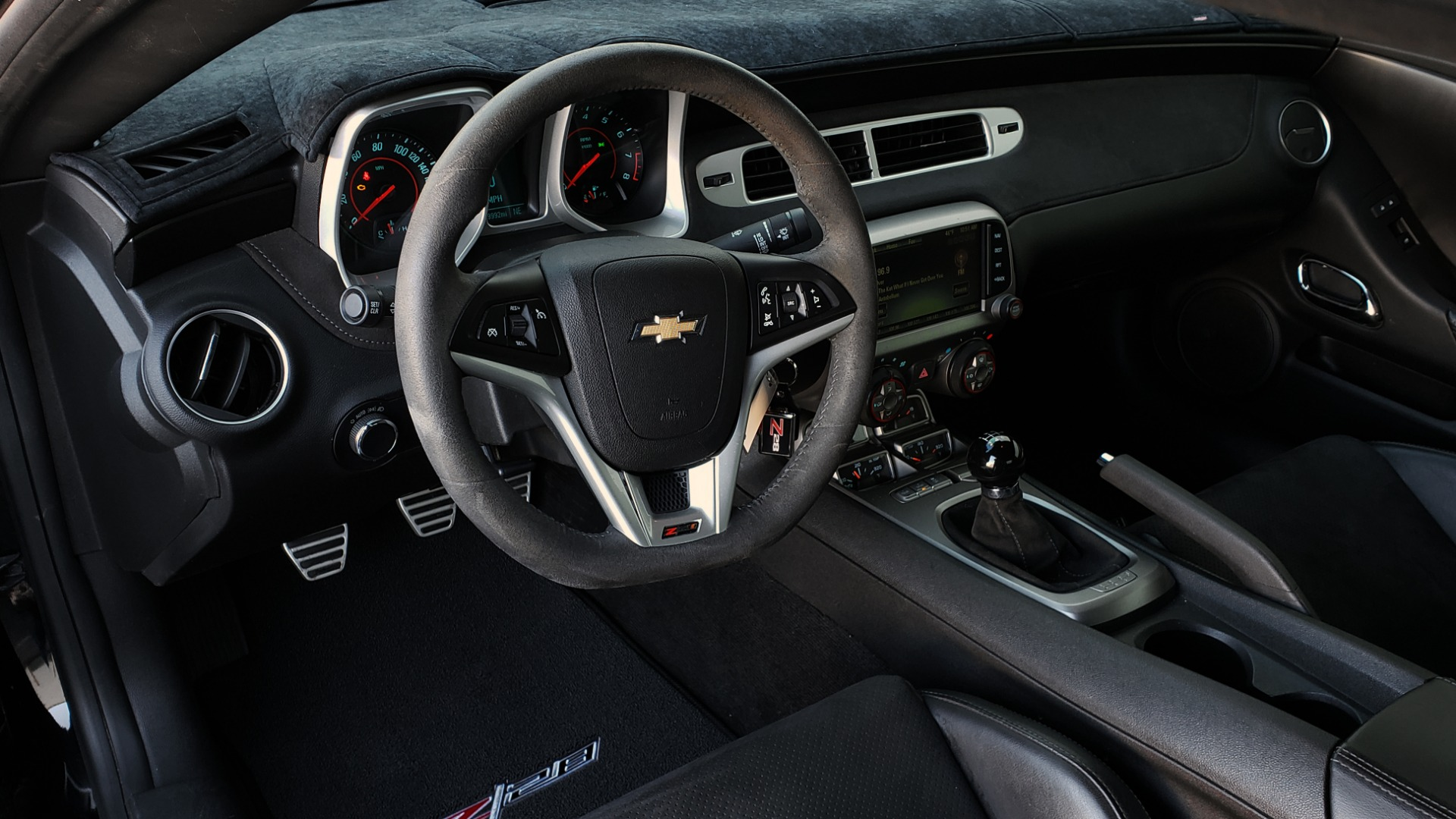 Used 2014 Chevrolet CAMARO Z/28 / 427 7.0L V8 505HP / RADIO / AIR CONDITIONING for sale Sold at Formula Imports in Charlotte NC 28227 54