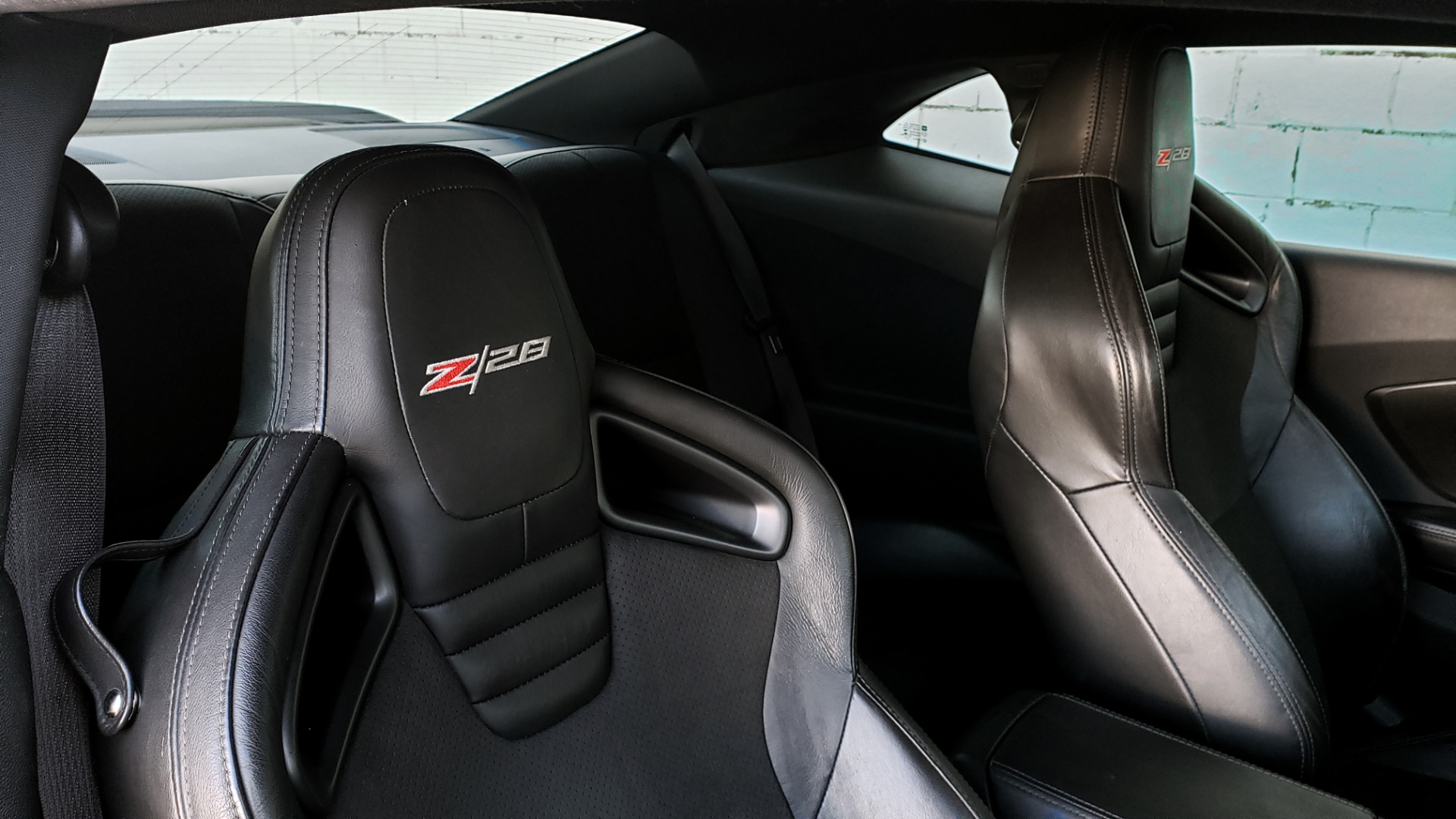 Used 2014 Chevrolet CAMARO Z/28 / 427 7.0L V8 505HP / RADIO / AIR CONDITIONING for sale Sold at Formula Imports in Charlotte NC 28227 82