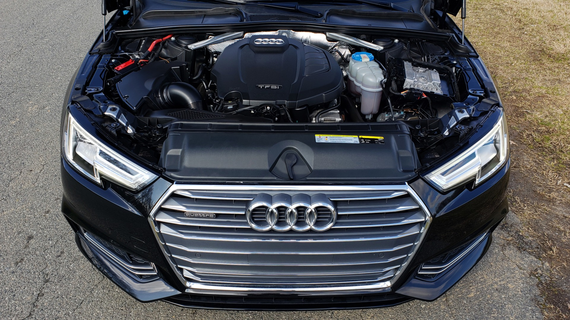 Used 2017 Audi A4 PREMIUM PLUS 2.0T / TECH / NAV / CLD WTHR / SUNROOF / REARVIEW for sale Sold at Formula Imports in Charlotte NC 28227 10