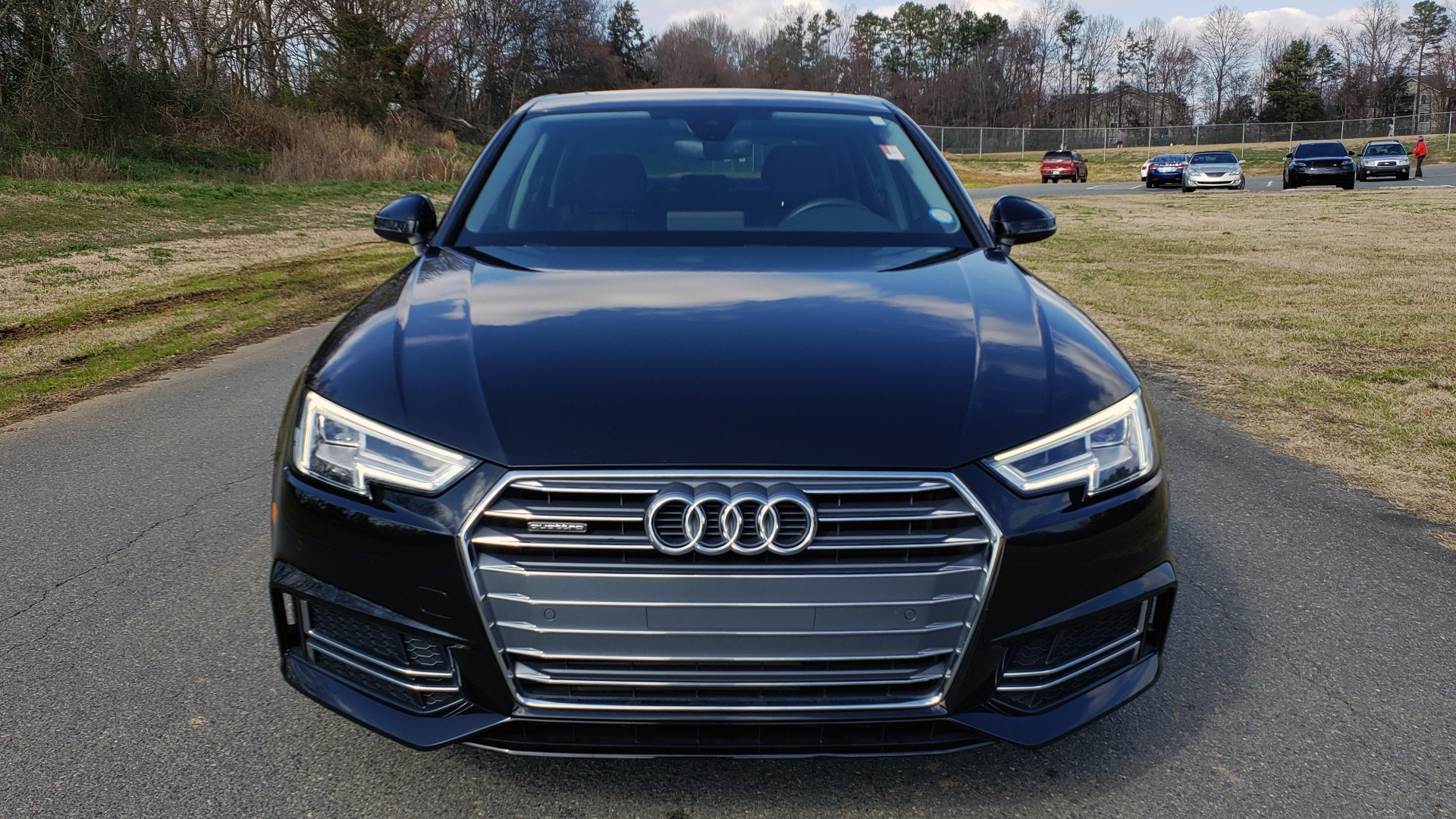 Used 2017 Audi A4 PREMIUM PLUS 2.0T / TECH / NAV / CLD WTHR / SUNROOF / REARVIEW for sale Sold at Formula Imports in Charlotte NC 28227 17
