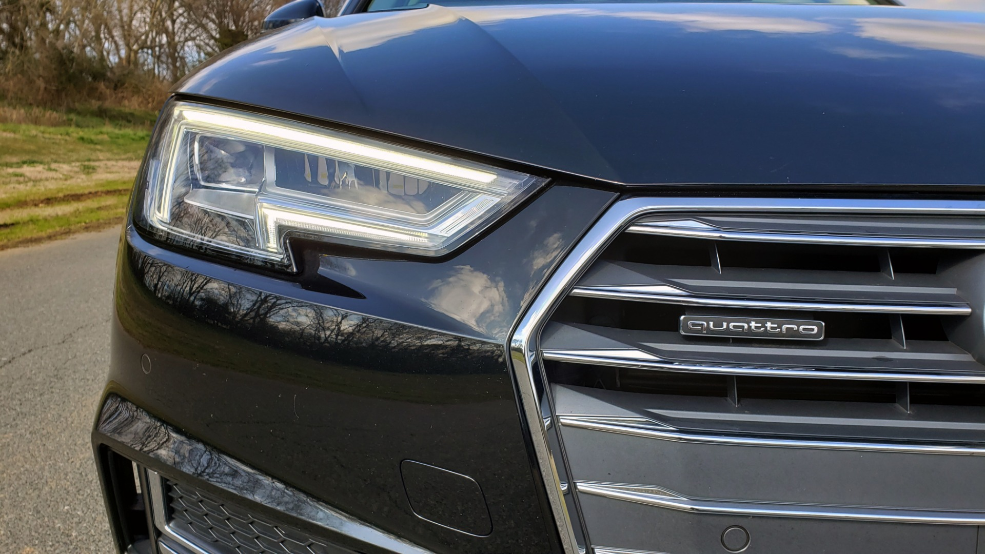 Used 2017 Audi A4 PREMIUM PLUS 2.0T / TECH / NAV / CLD WTHR / SUNROOF / REARVIEW for sale Sold at Formula Imports in Charlotte NC 28227 18