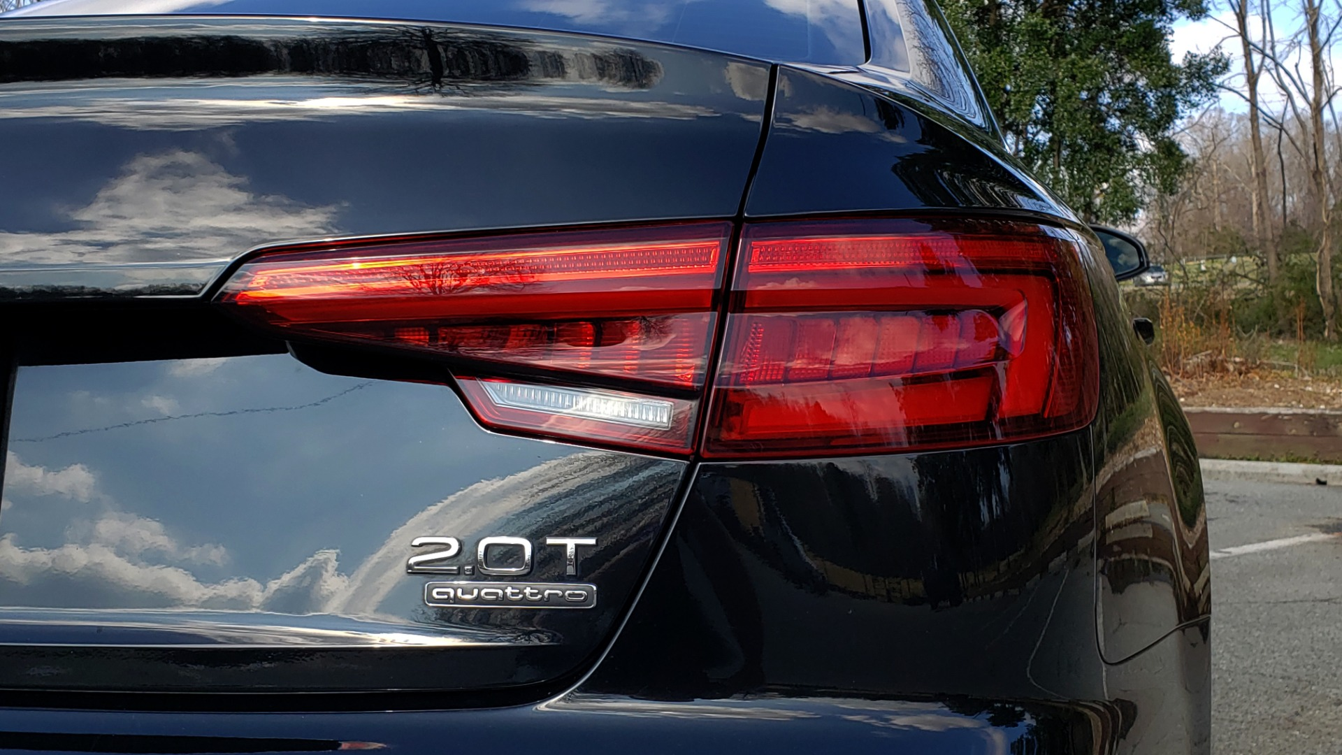 Used 2017 Audi A4 PREMIUM PLUS 2.0T / TECH / NAV / CLD WTHR / SUNROOF / REARVIEW for sale Sold at Formula Imports in Charlotte NC 28227 25