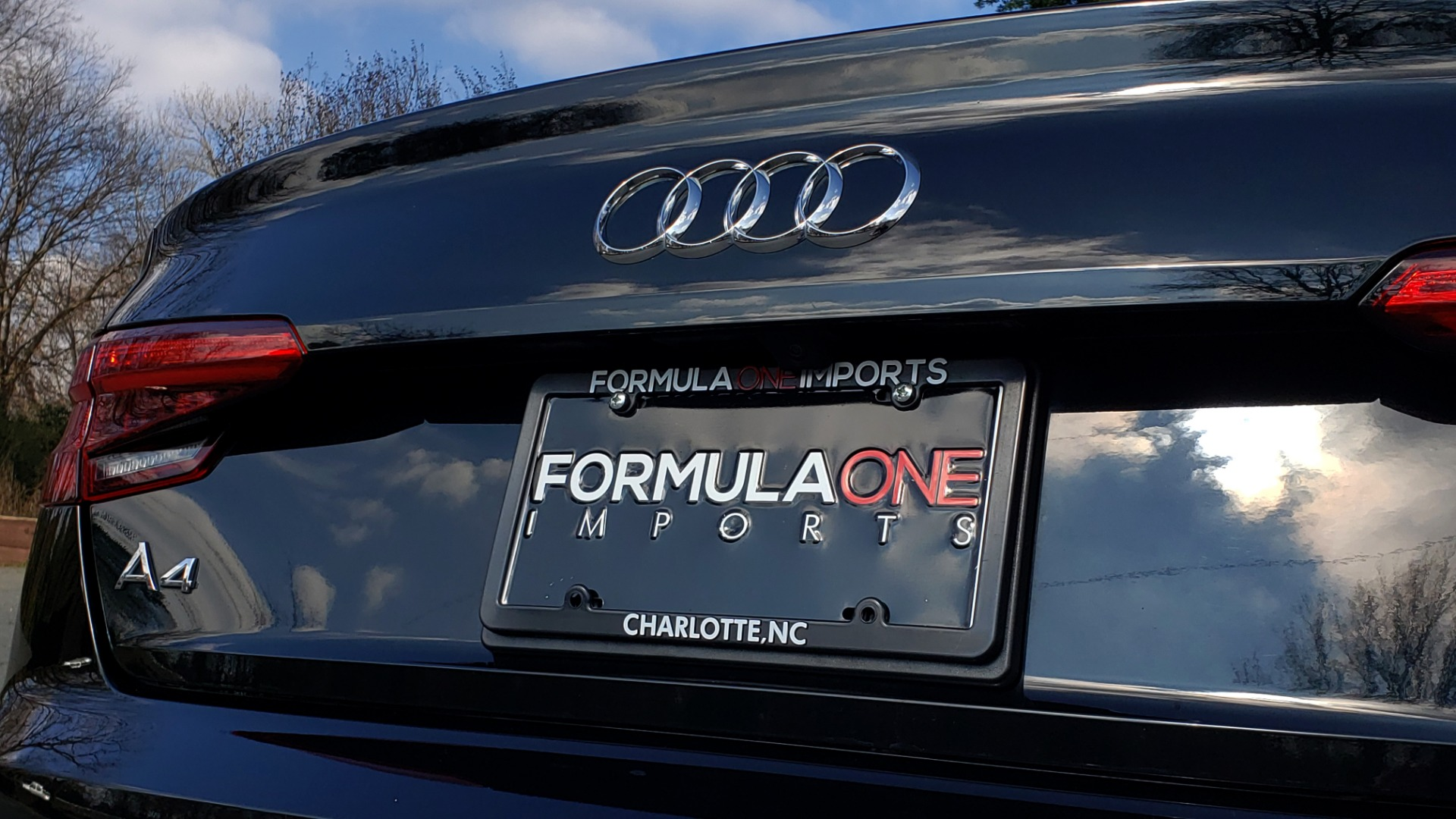 Used 2017 Audi A4 PREMIUM PLUS 2.0T / TECH / NAV / CLD WTHR / SUNROOF / REARVIEW for sale Sold at Formula Imports in Charlotte NC 28227 26