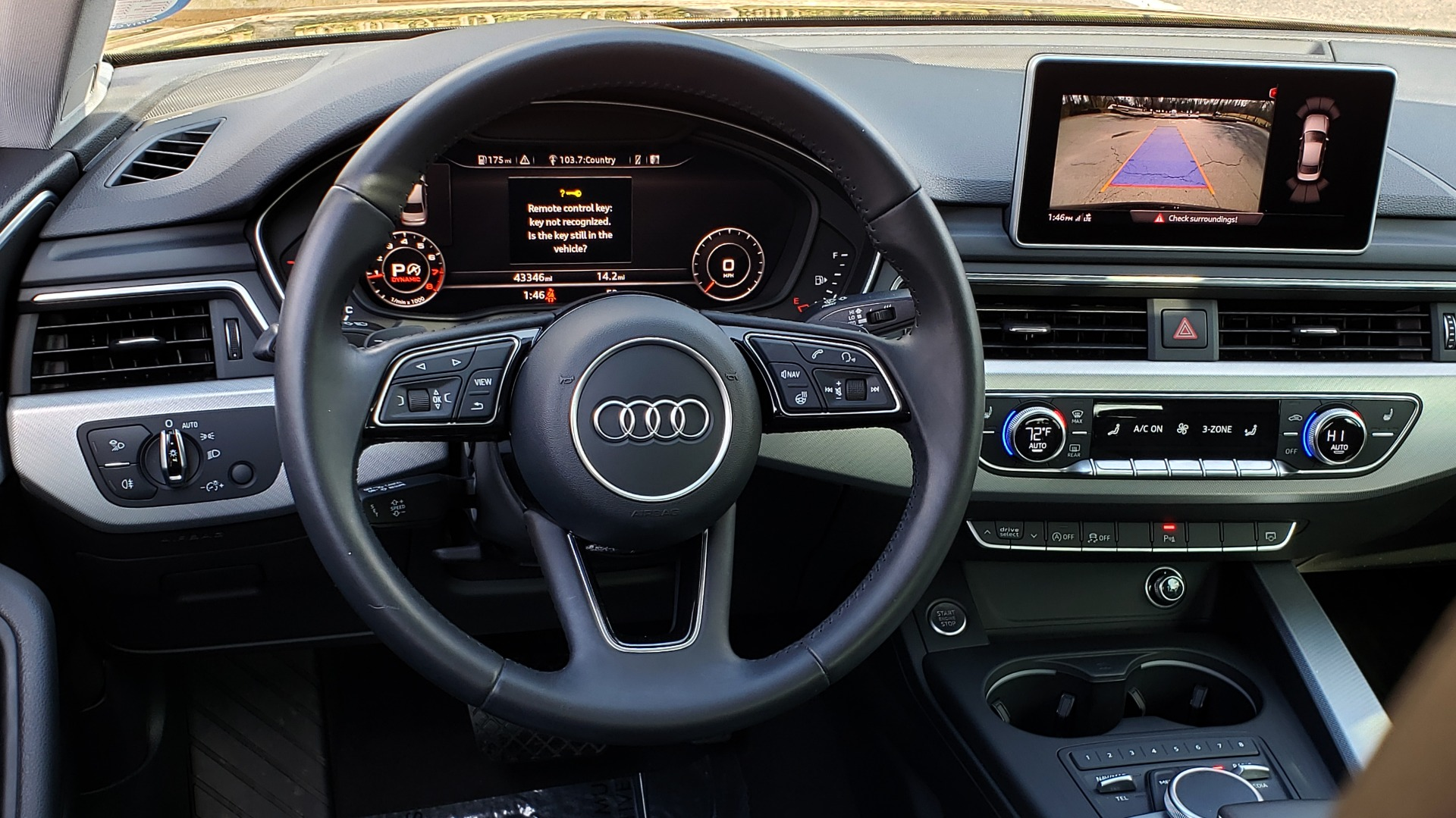 Used 2017 Audi A4 PREMIUM PLUS 2.0T / TECH / NAV / CLD WTHR / SUNROOF / REARVIEW for sale Sold at Formula Imports in Charlotte NC 28227 34