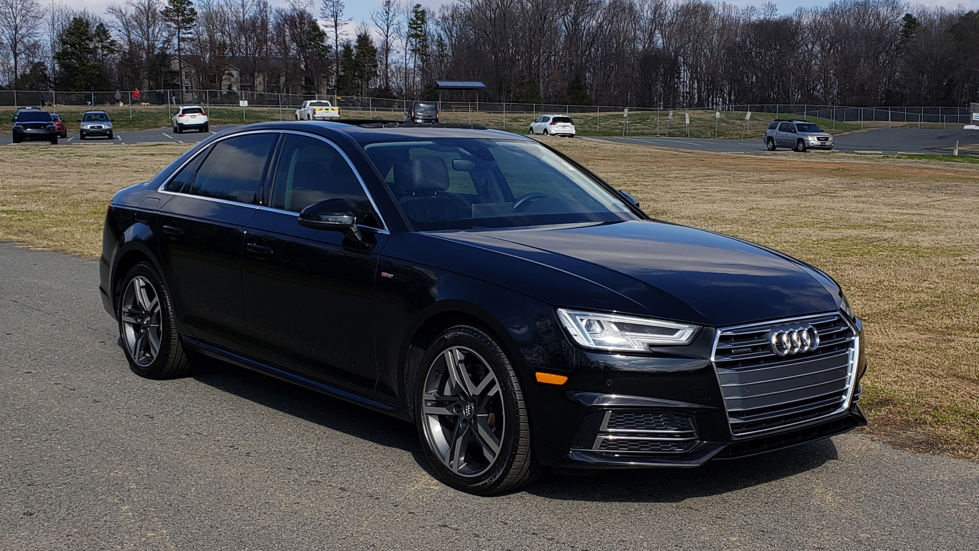 Used 2017 Audi A4 PREMIUM PLUS 2.0T / TECH / NAV / CLD WTHR / SUNROOF / REARVIEW for sale Sold at Formula Imports in Charlotte NC 28227 7