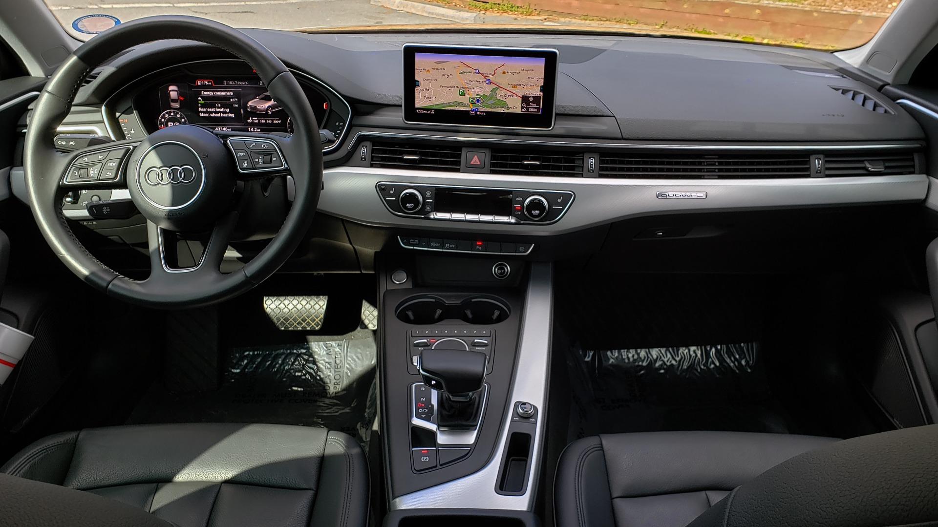 Used 2017 Audi A4 PREMIUM PLUS 2.0T / TECH / NAV / CLD WTHR / SUNROOF / REARVIEW for sale Sold at Formula Imports in Charlotte NC 28227 75