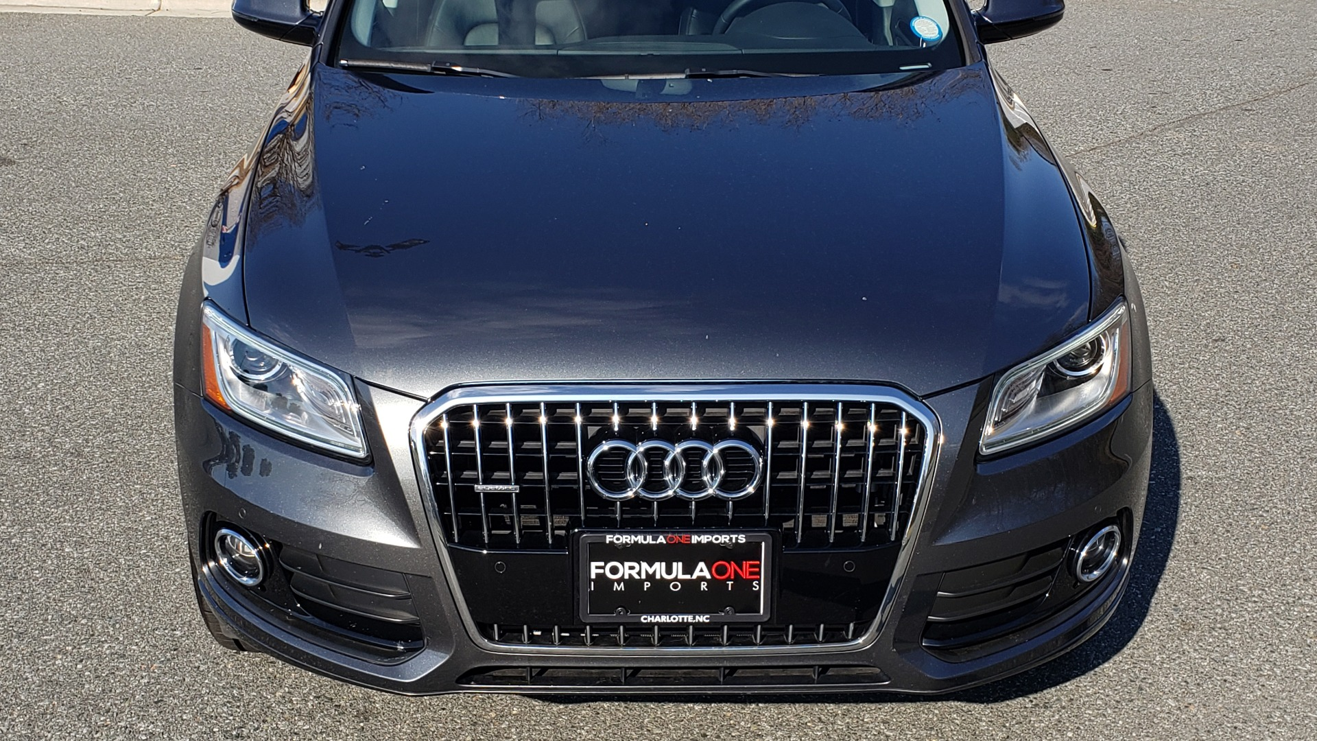 Used 2017 Audi Q5 PREMIUM PLUS / TECH / NAV / PANO / REARVIEW / B&O SND for sale Sold at Formula Imports in Charlotte NC 28227 14