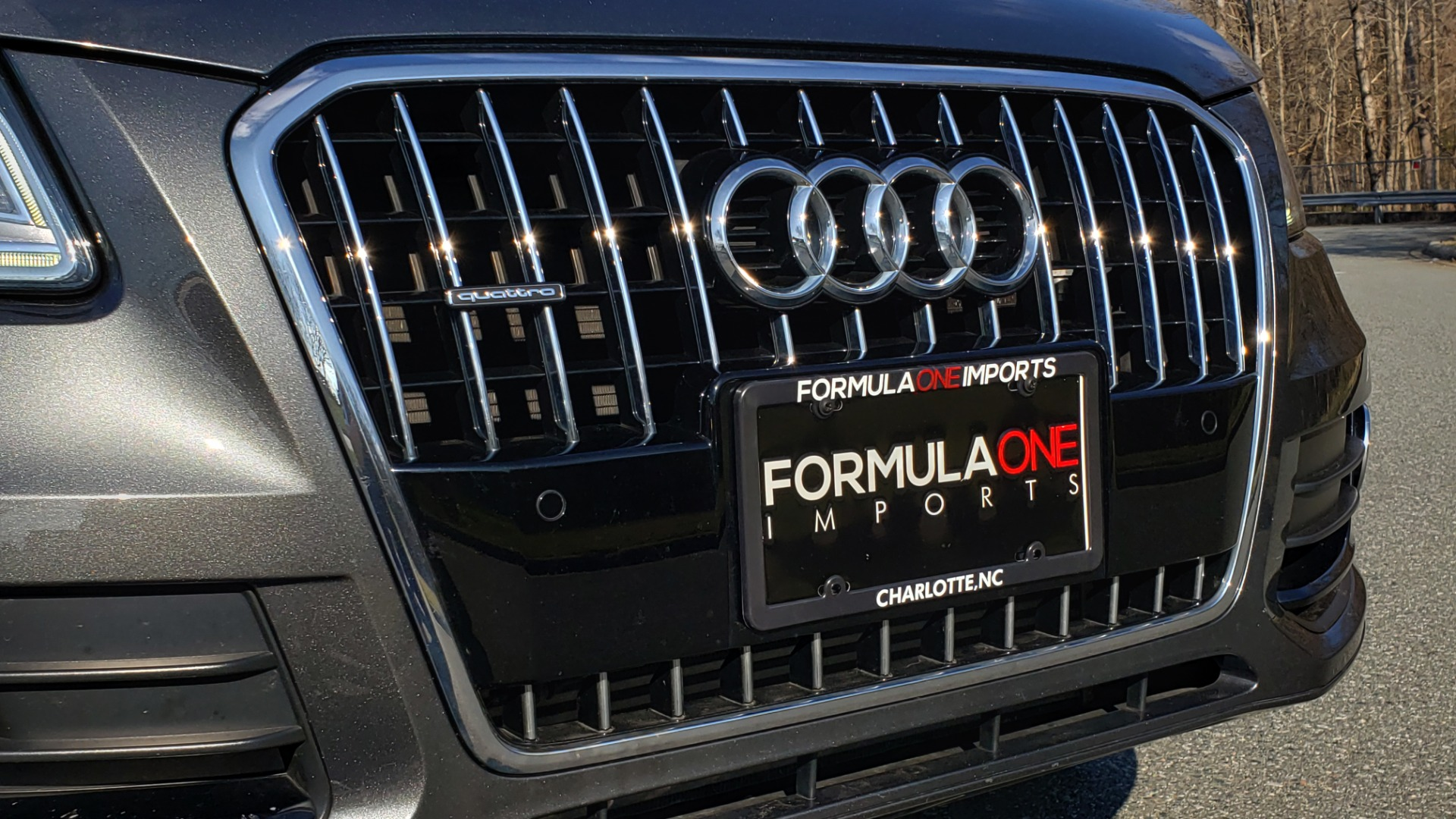 Used 2017 Audi Q5 PREMIUM PLUS / TECH / NAV / PANO / REARVIEW / B&O SND for sale Sold at Formula Imports in Charlotte NC 28227 15