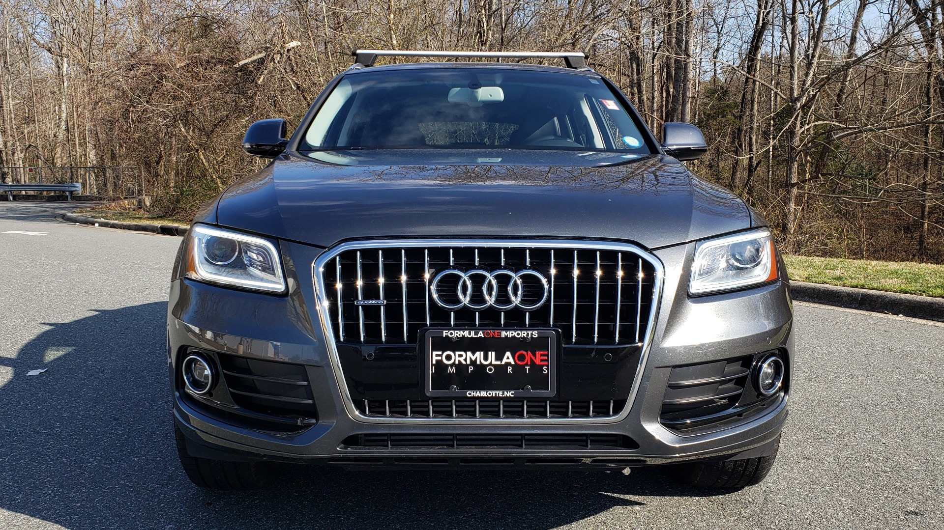 Used 2017 Audi Q5 PREMIUM PLUS / TECH / NAV / PANO / REARVIEW / B&O SND for sale Sold at Formula Imports in Charlotte NC 28227 20