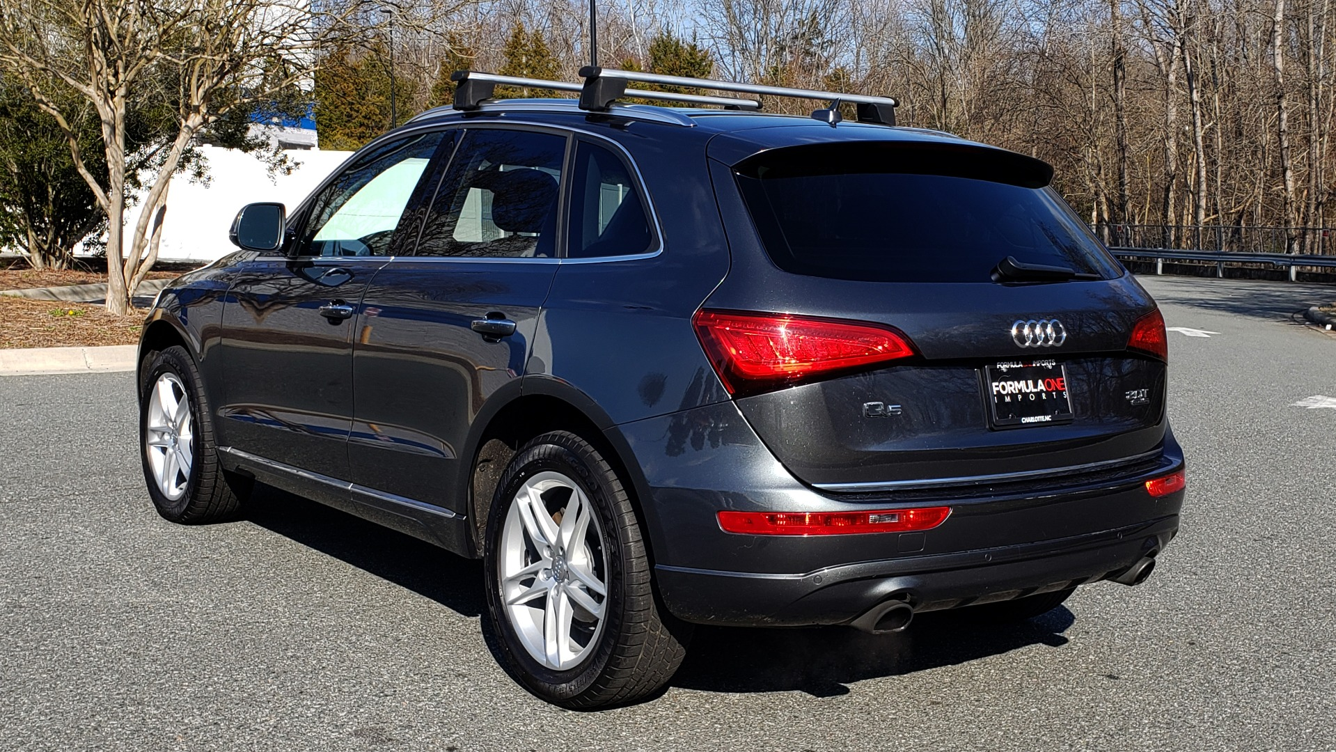 Used 2017 Audi Q5 PREMIUM PLUS / TECH / NAV / PANO / REARVIEW / B&O SND for sale Sold at Formula Imports in Charlotte NC 28227 3