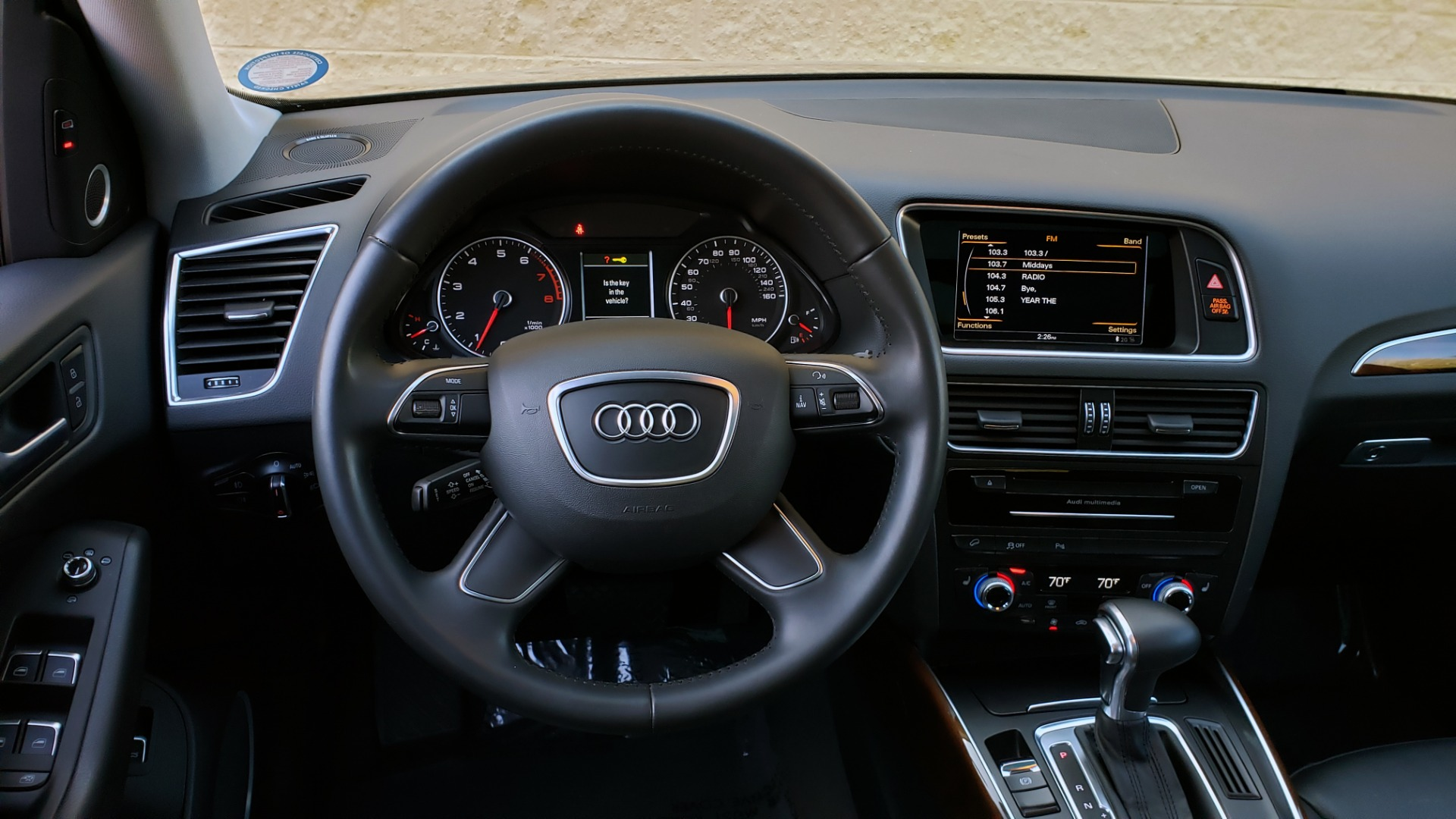 Used 2017 Audi Q5 PREMIUM PLUS / TECH / NAV / PANO / REARVIEW / B&O SND for sale Sold at Formula Imports in Charlotte NC 28227 36