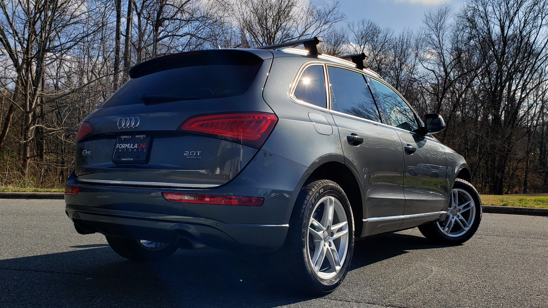 Used 2017 Audi Q5 PREMIUM PLUS / TECH / NAV / PANO / REARVIEW / B&O SND for sale Sold at Formula Imports in Charlotte NC 28227 6
