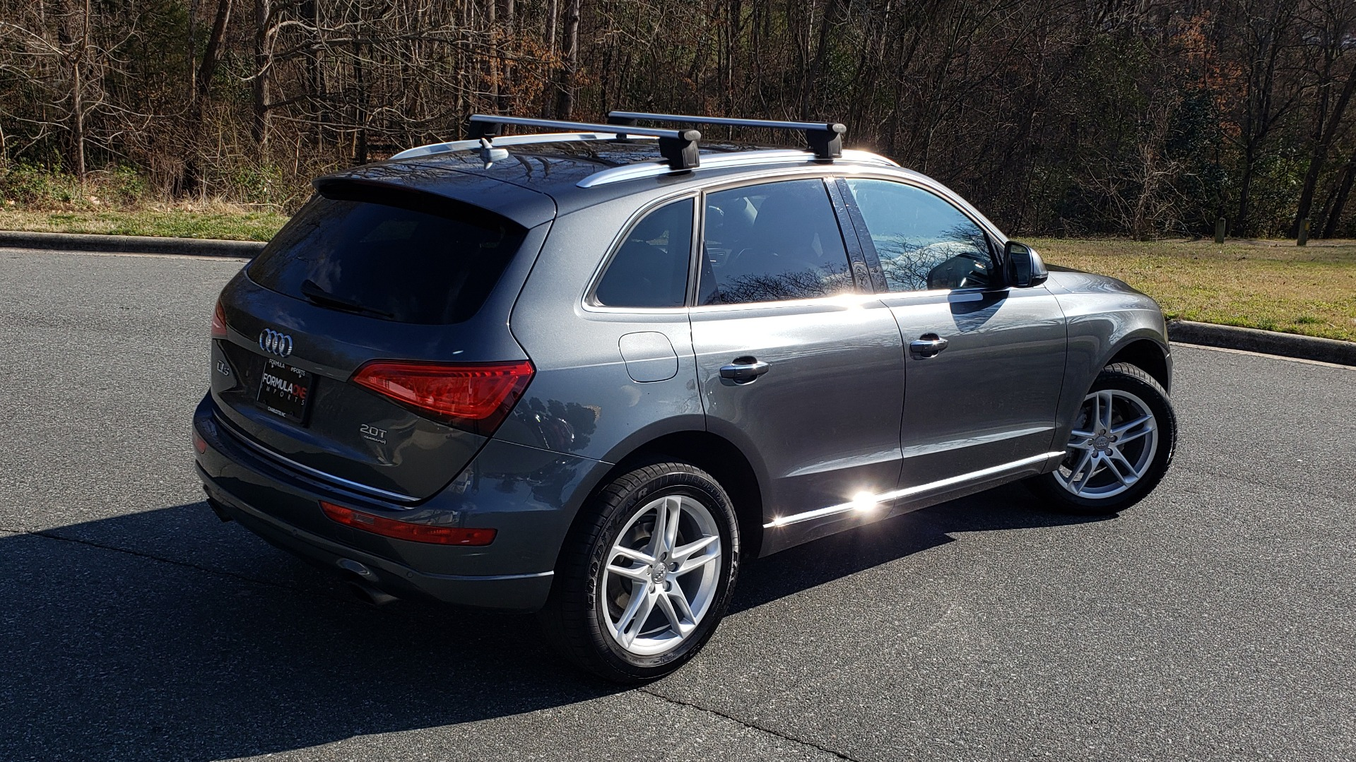 Used 2017 Audi Q5 PREMIUM PLUS / TECH / NAV / PANO / REARVIEW / B&O SND for sale Sold at Formula Imports in Charlotte NC 28227 7