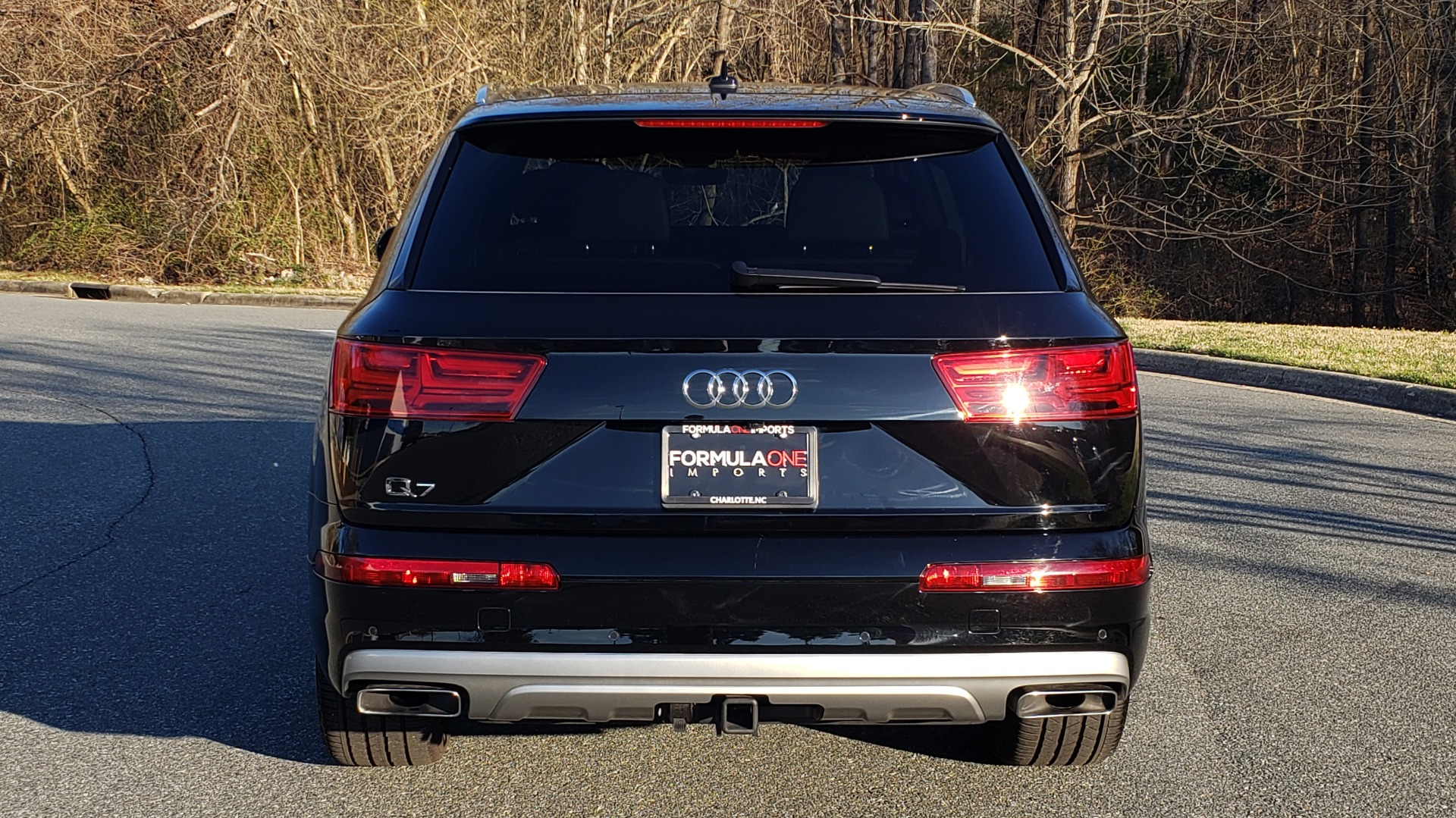 Used 2019 Audi Q7 PREMIUM PLUS / NAV / PANO-ROOF / 3-ROW / REARVIEW for sale Sold at Formula Imports in Charlotte NC 28227 26