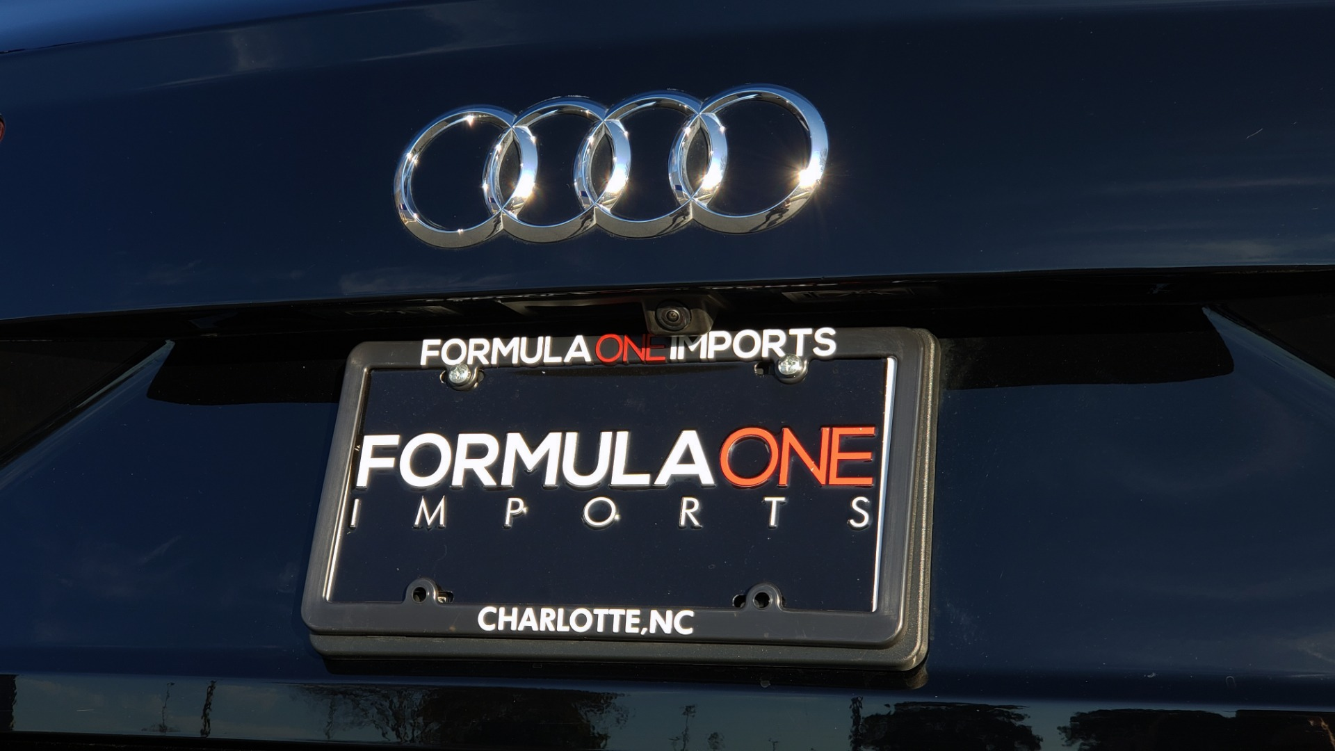 Used 2019 Audi Q7 PREMIUM PLUS / NAV / PANO-ROOF / 3-ROW / REARVIEW for sale Sold at Formula Imports in Charlotte NC 28227 29