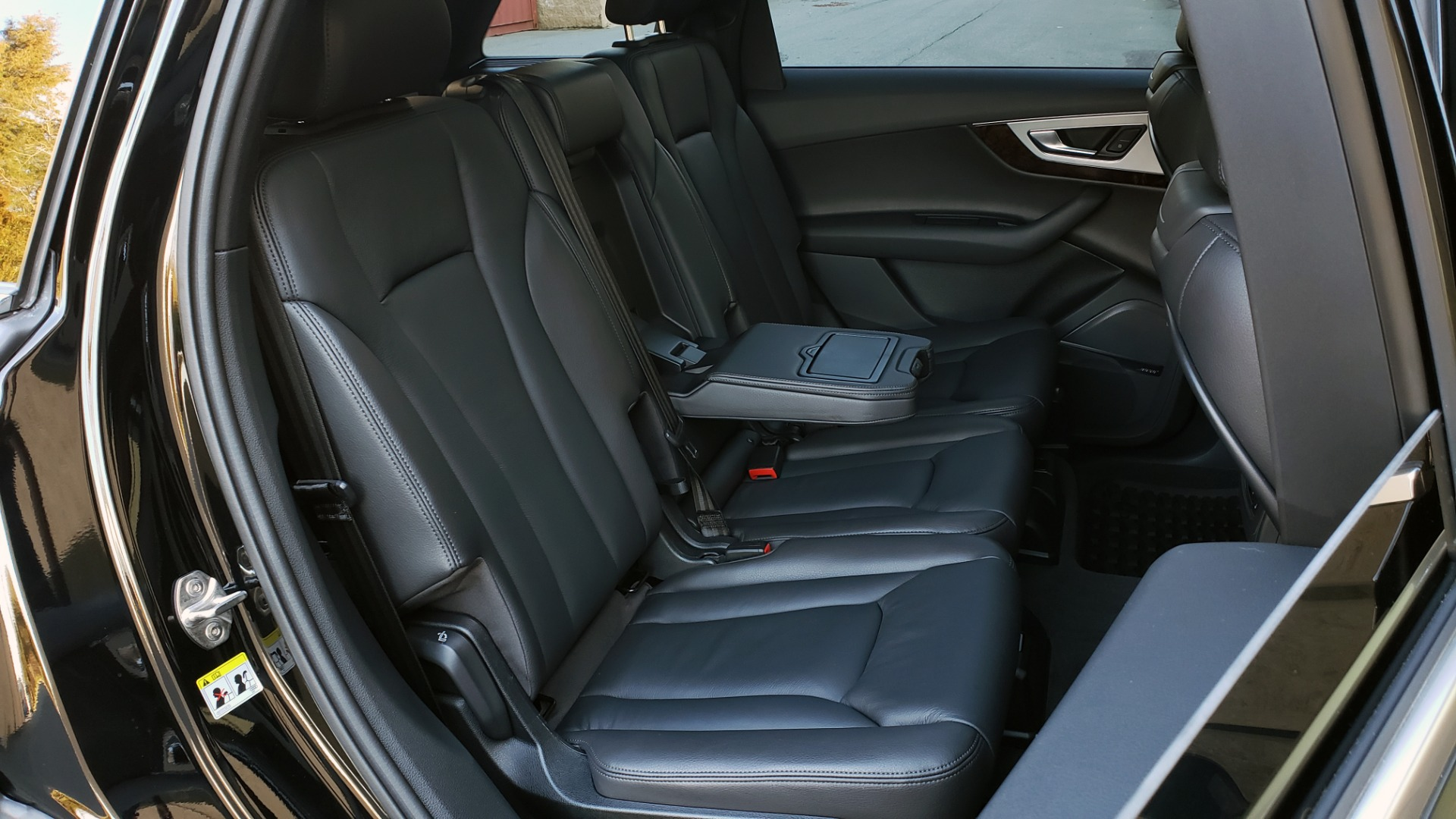 Used 2019 Audi Q7 PREMIUM PLUS / NAV / PANO-ROOF / 3-ROW / REARVIEW for sale Sold at Formula Imports in Charlotte NC 28227 74