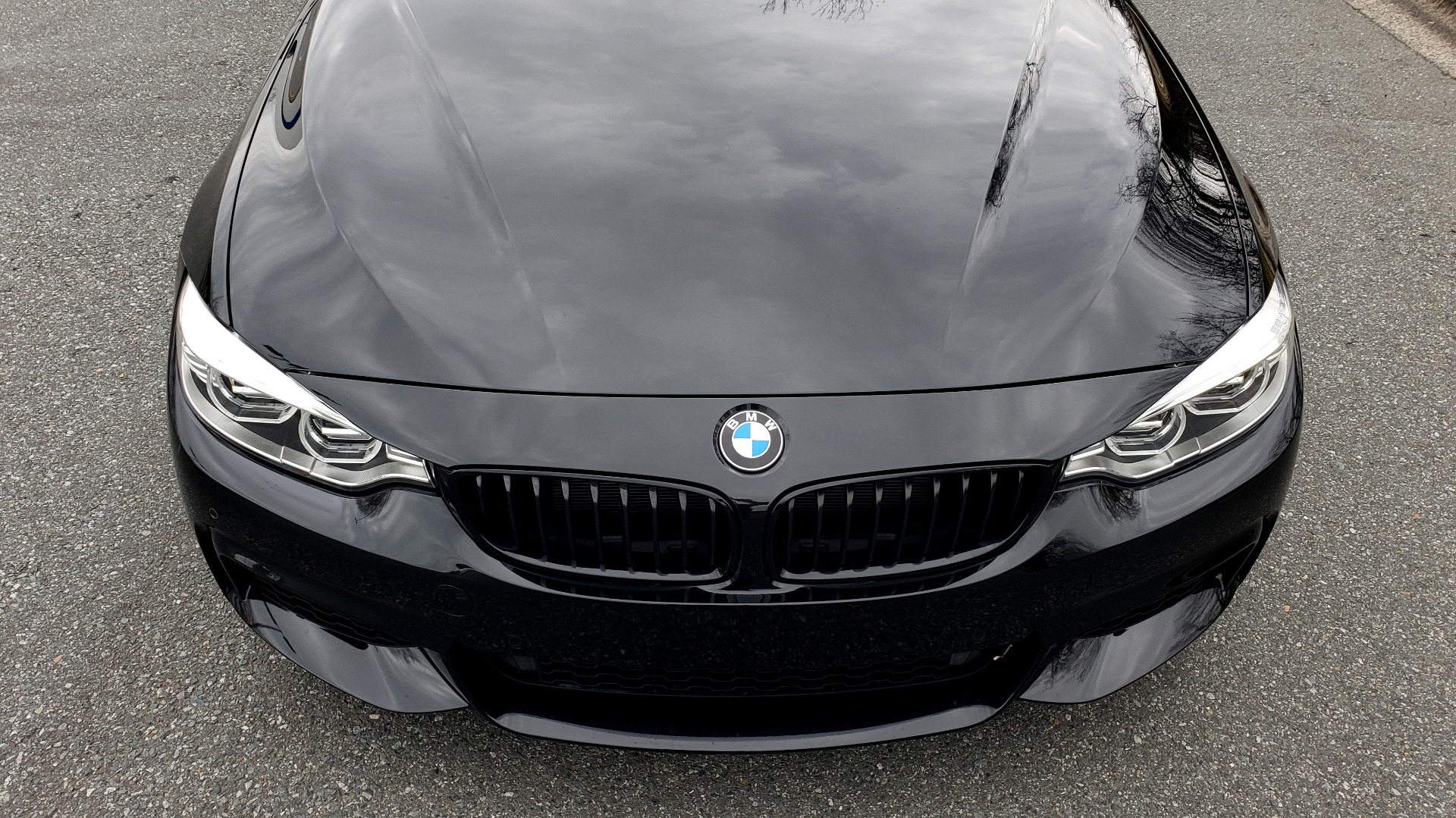Used 2017 BMW 4 SERIES 440i M-SPORT / TECH / TRACK HANDLING / APPLE CAR PLAY for sale Sold at Formula Imports in Charlotte NC 28227 16