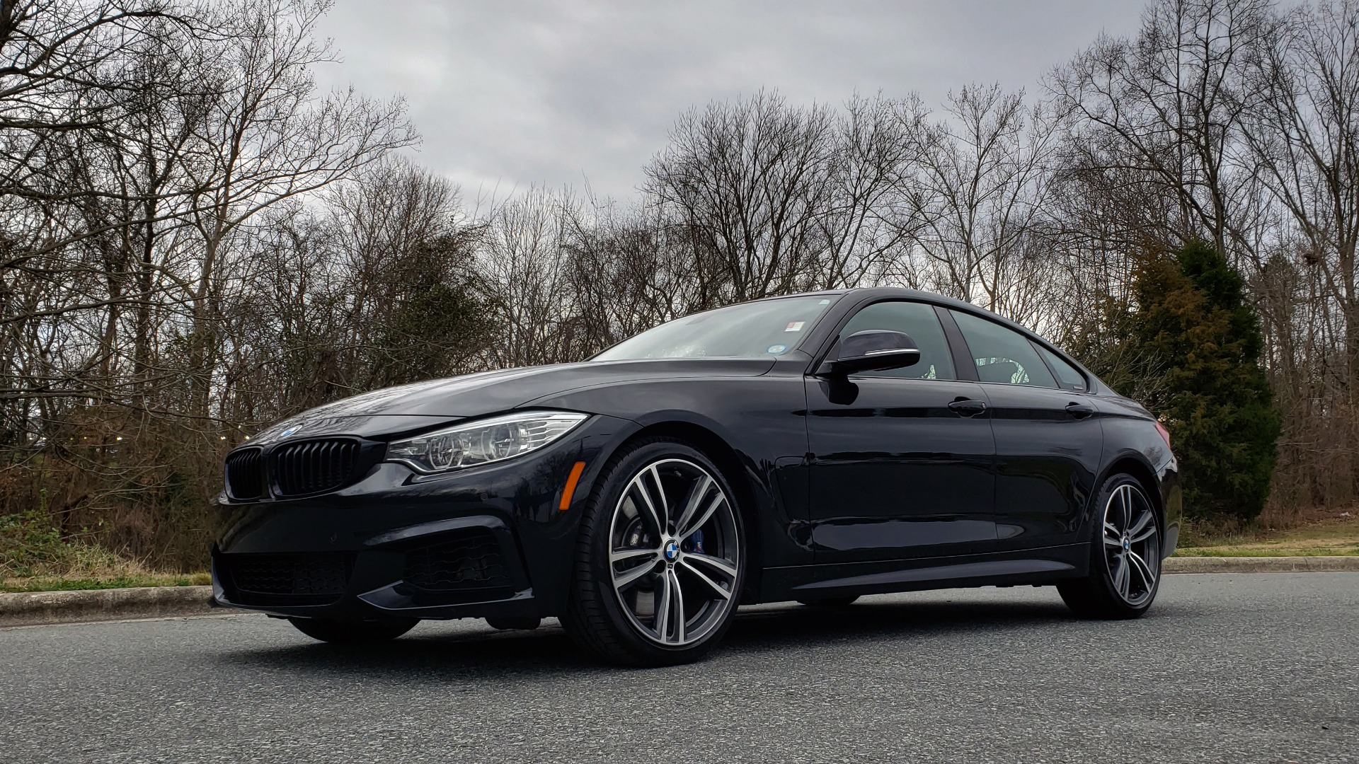 Used 2017 BMW 4 SERIES 440i M-SPORT / TECH / TRACK HANDLING / APPLE CAR PLAY for sale Sold at Formula Imports in Charlotte NC 28227 2
