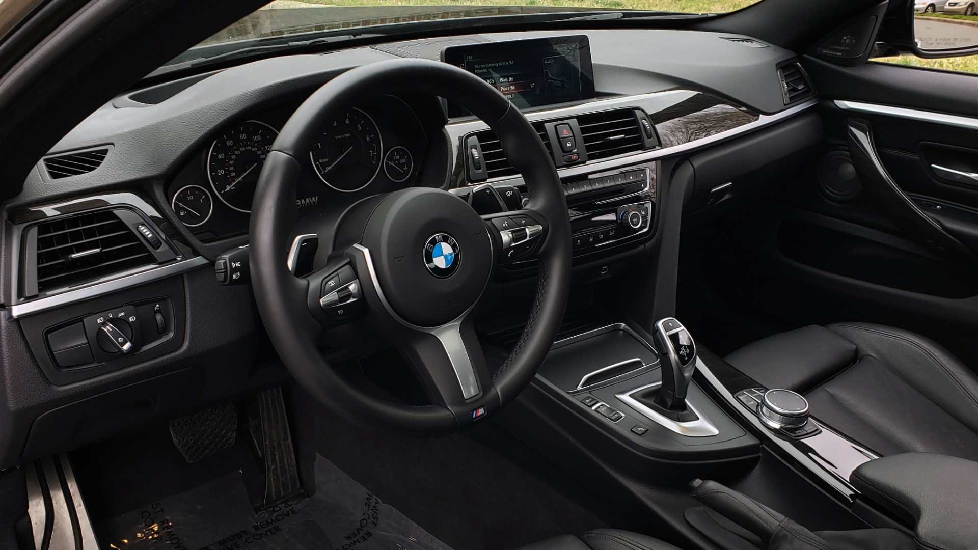 Used 2017 BMW 4 SERIES 440i M-SPORT / TECH / TRACK HANDLING / APPLE CAR PLAY for sale Sold at Formula Imports in Charlotte NC 28227 43