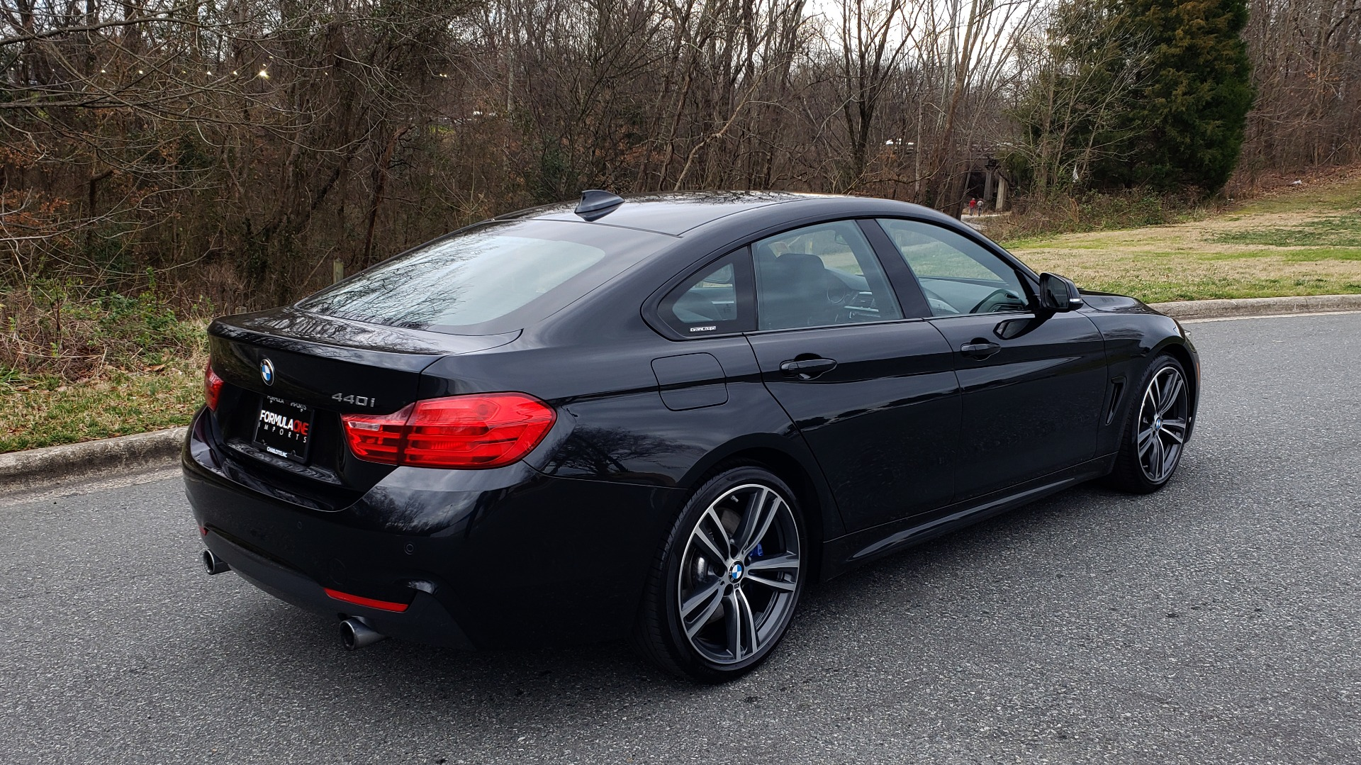 Used 2017 BMW 4 SERIES 440i M-SPORT / TECH / TRACK HANDLING / APPLE CAR PLAY for sale Sold at Formula Imports in Charlotte NC 28227 7