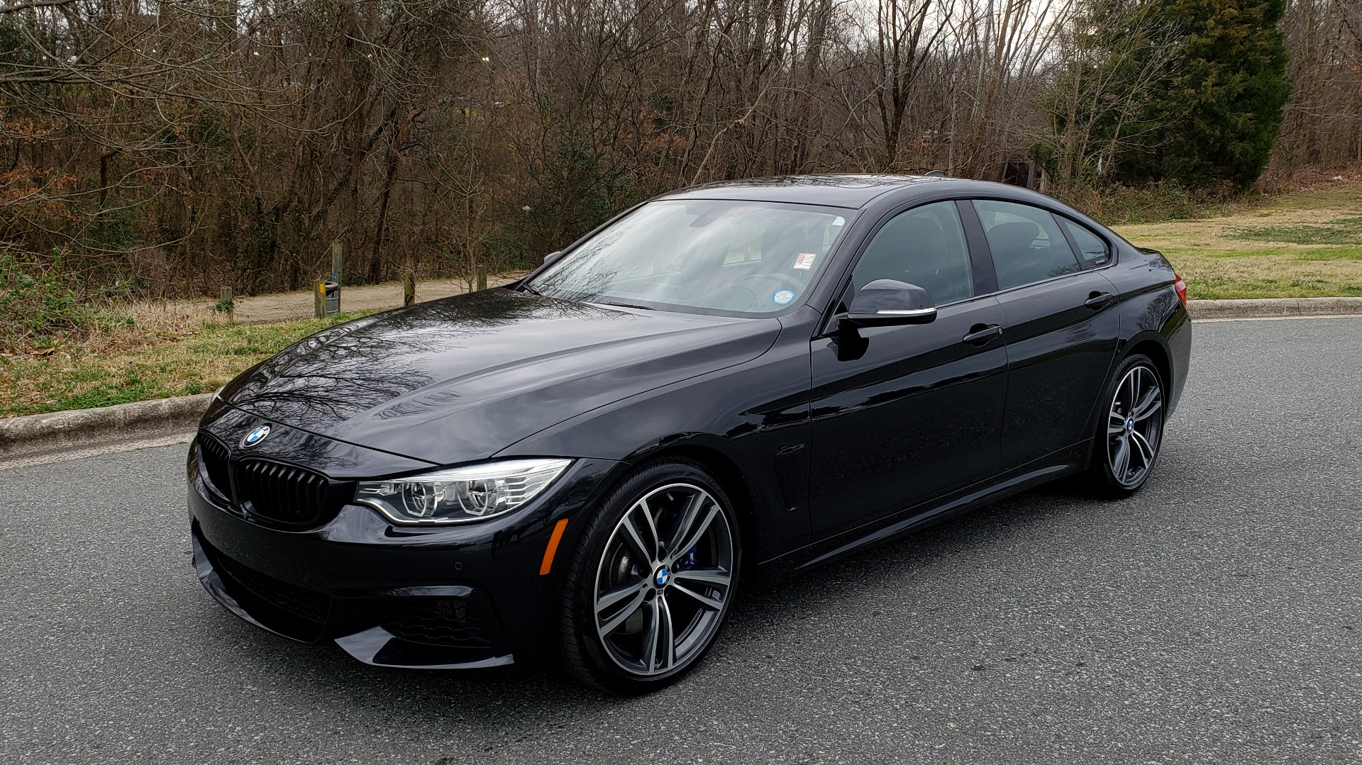 Used 2017 BMW 4 SERIES 440i M-SPORT / TECH / TRACK HANDLING / APPLE CAR PLAY for sale Sold at Formula Imports in Charlotte NC 28227 1
