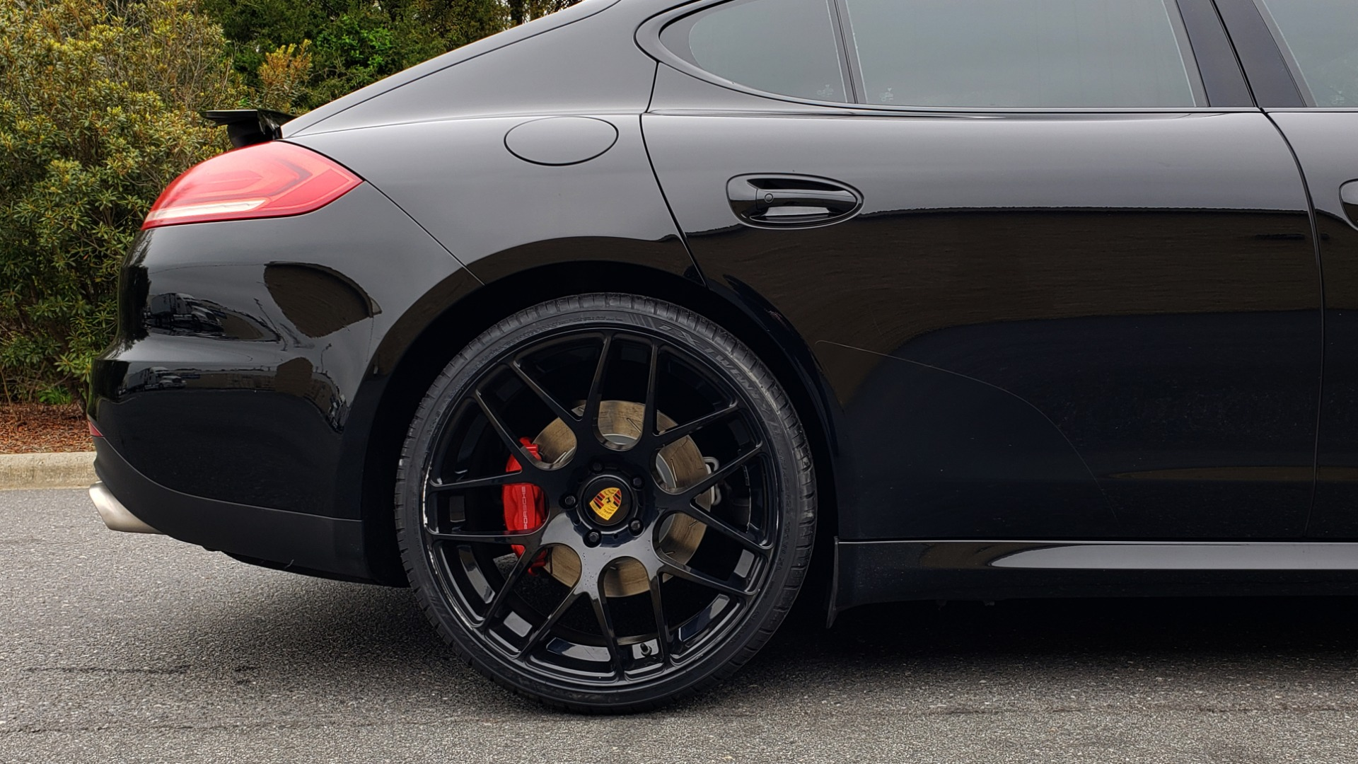 Used 2014 Porsche Panamera Turbo for sale Sold at Formula Imports in Charlotte NC 28227 86