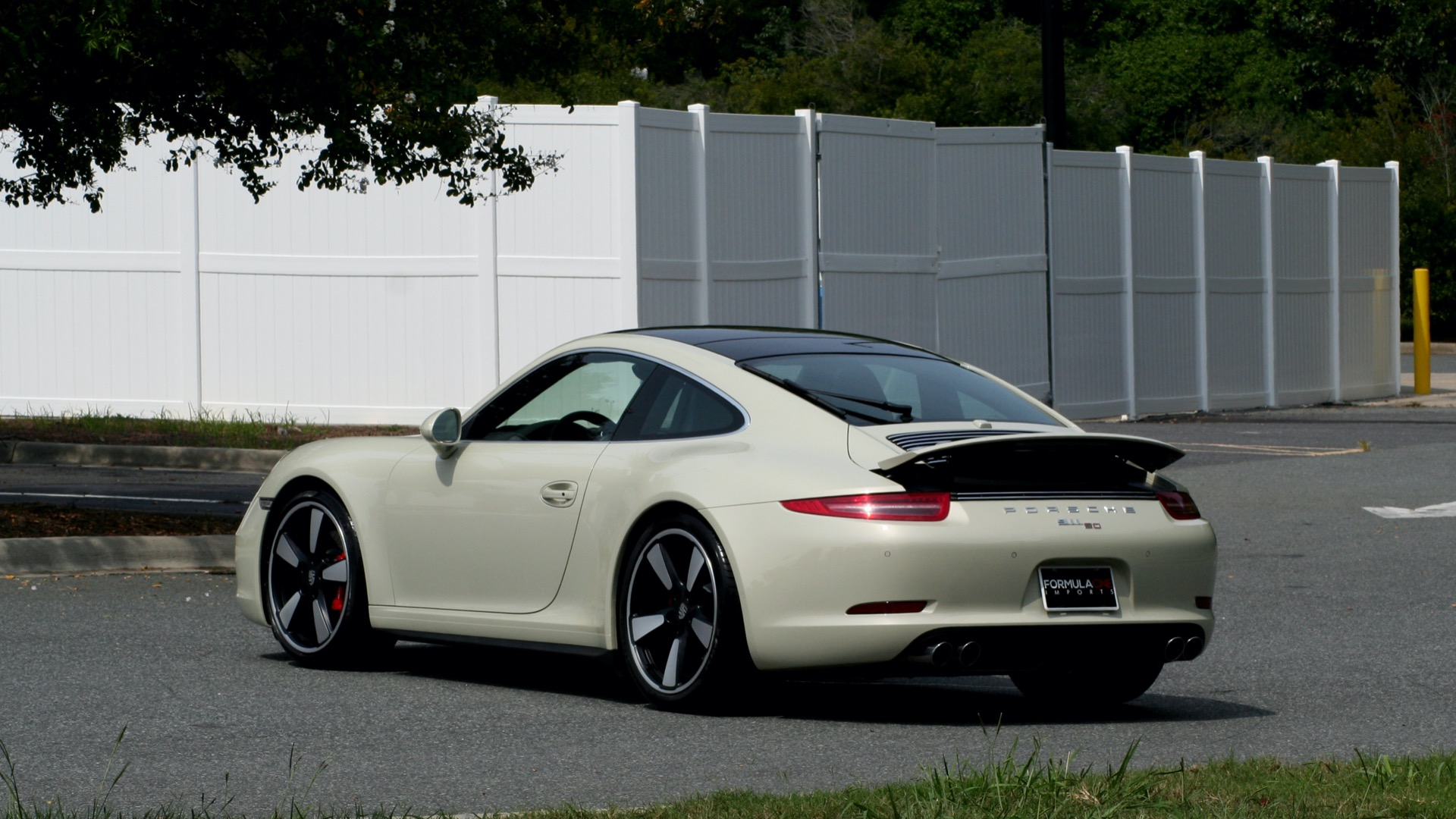 Used 2014 Porsche 911 50TH ANNIVERSARY EDITION NO. 0423 / 7-SPD MAN / NAV / BOSE for sale $117,999 at Formula Imports in Charlotte NC 28227 4
