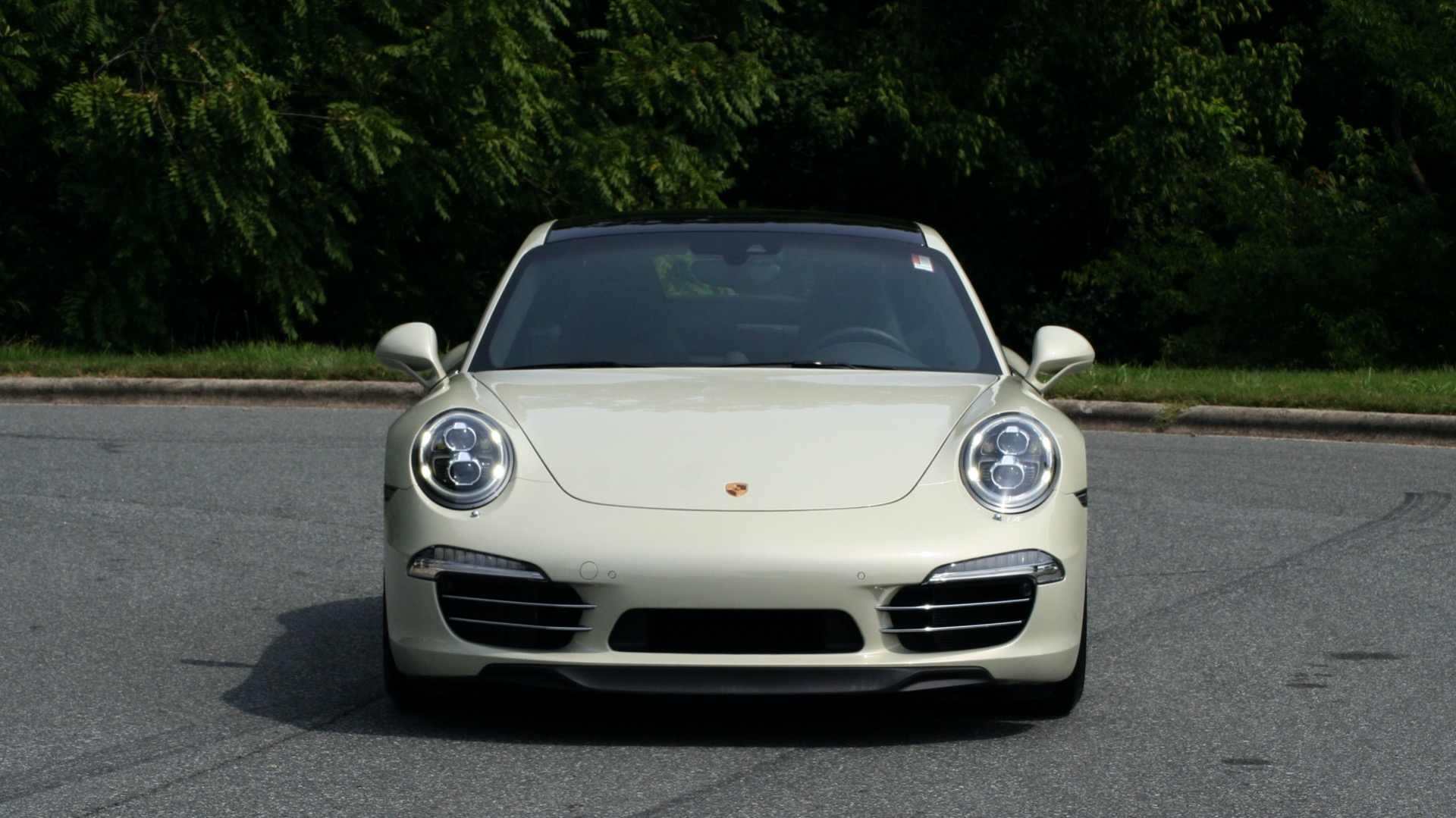 Used 2014 Porsche 911 50TH ANNIVERSARY EDITION NO. 0423 / 7-SPD MAN / NAV / BOSE for sale $117,999 at Formula Imports in Charlotte NC 28227 75