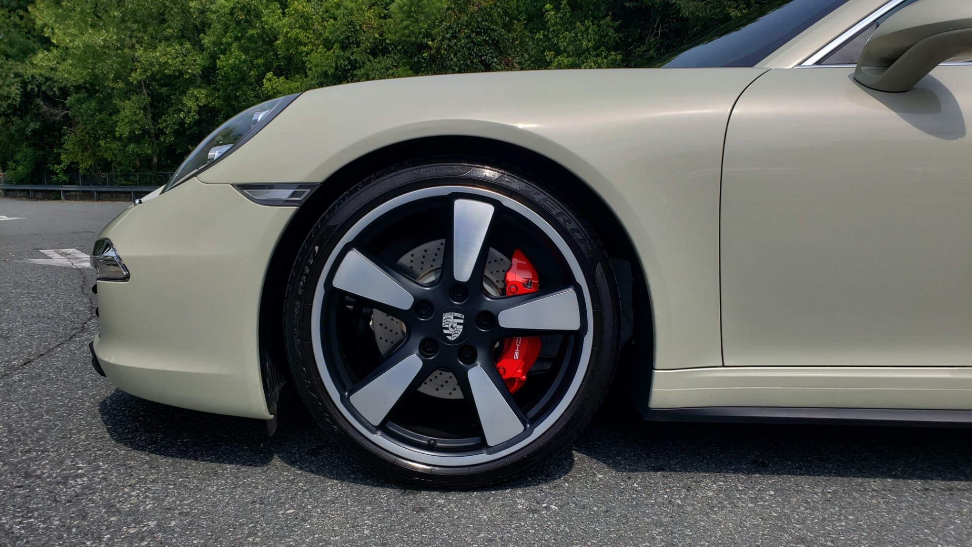 Used 2014 Porsche 911 50TH ANNIVERSARY EDITION NO. 0423 / 7-SPD MAN / NAV / BOSE for sale $118,999 at Formula One Imports in Charlotte NC 28227 88