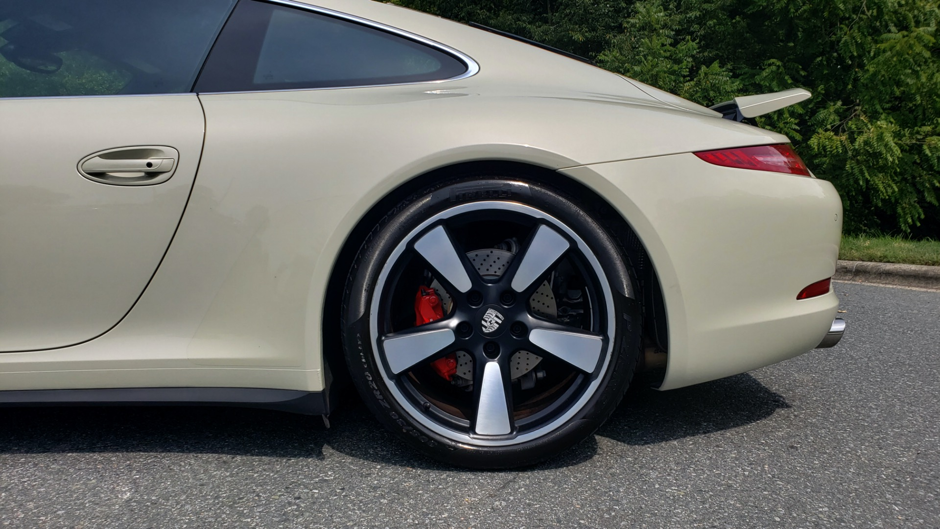 Used 2014 Porsche 911 50TH ANNIVERSARY EDITION NO. 0423 / 7-SPD MAN / NAV / BOSE for sale $118,999 at Formula One Imports in Charlotte NC 28227 89