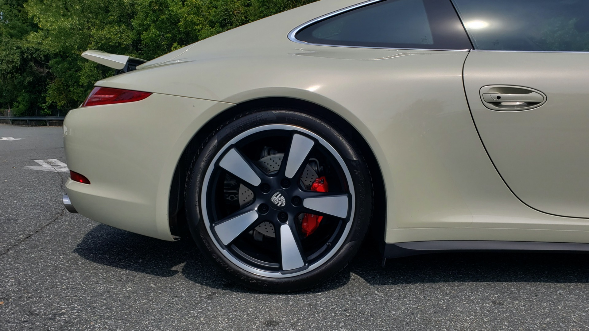Used 2014 Porsche 911 50TH ANNIVERSARY EDITION NO. 0423 / 7-SPD MAN / NAV / BOSE for sale $117,999 at Formula Imports in Charlotte NC 28227 90