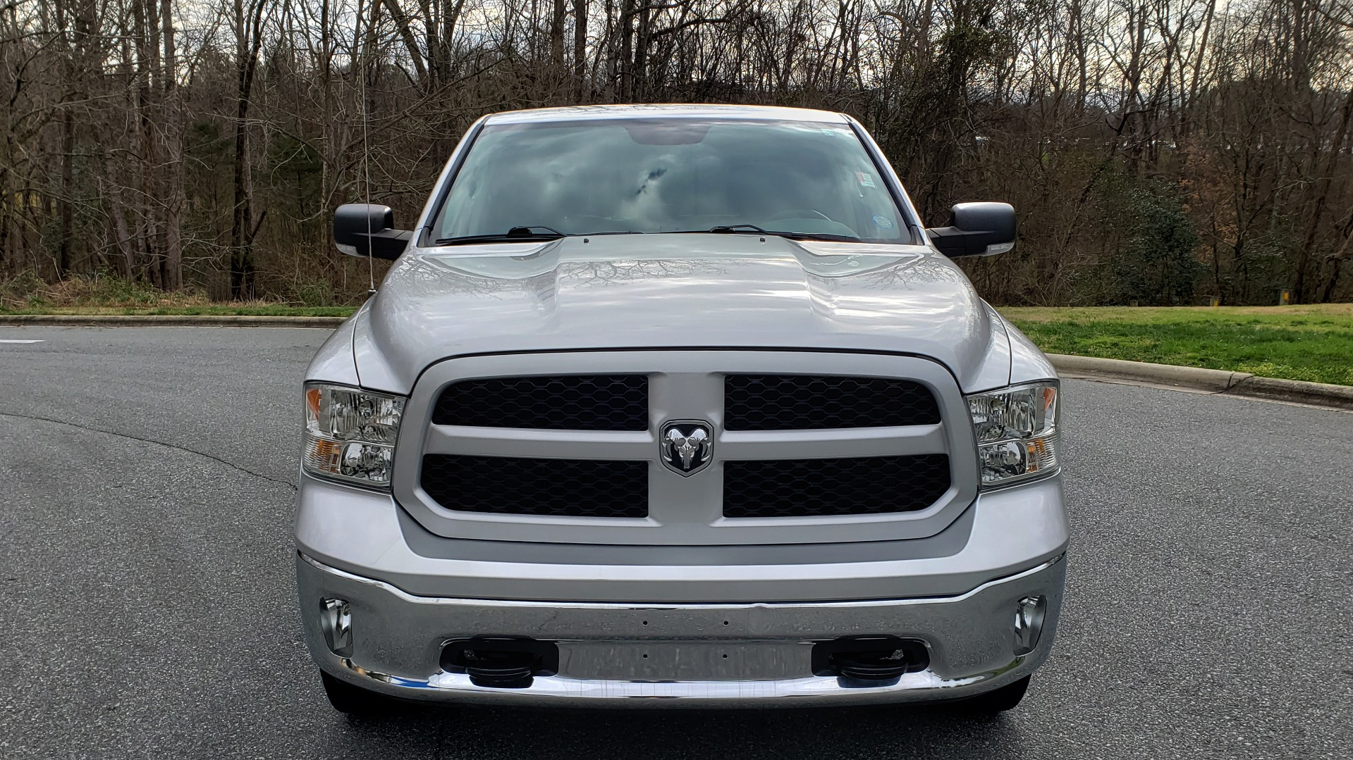 Used 2016 Ram 1500 OUTDOORSMAN 4X4 / CREW CAB / REARVIEW / HTD STS for sale Sold at Formula Imports in Charlotte NC 28227 17