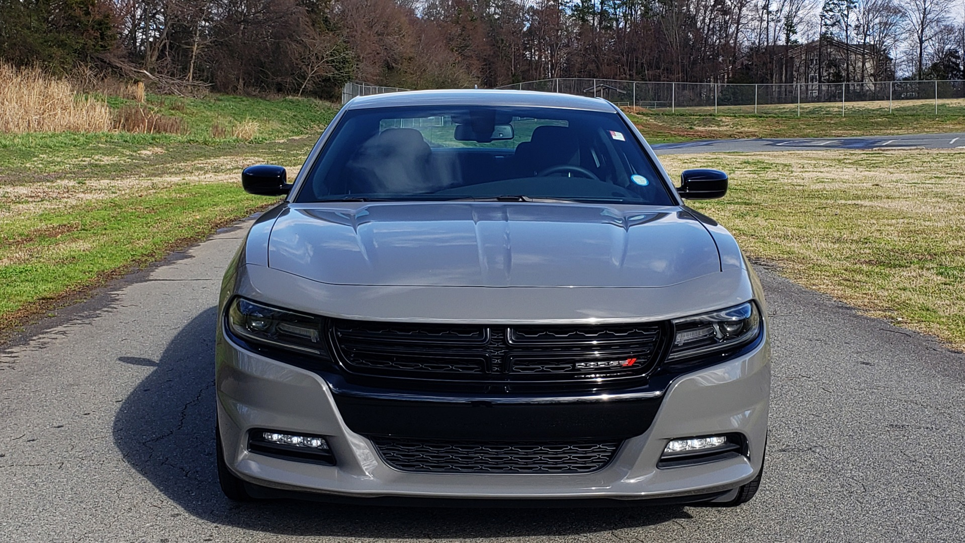 Used 2018 Dodge CHARGER SXT PLUS W/BLACKTOP / V6 / AUTO / KEYLESS-GO / PARK ASST for sale Sold at Formula Imports in Charlotte NC 28227 22
