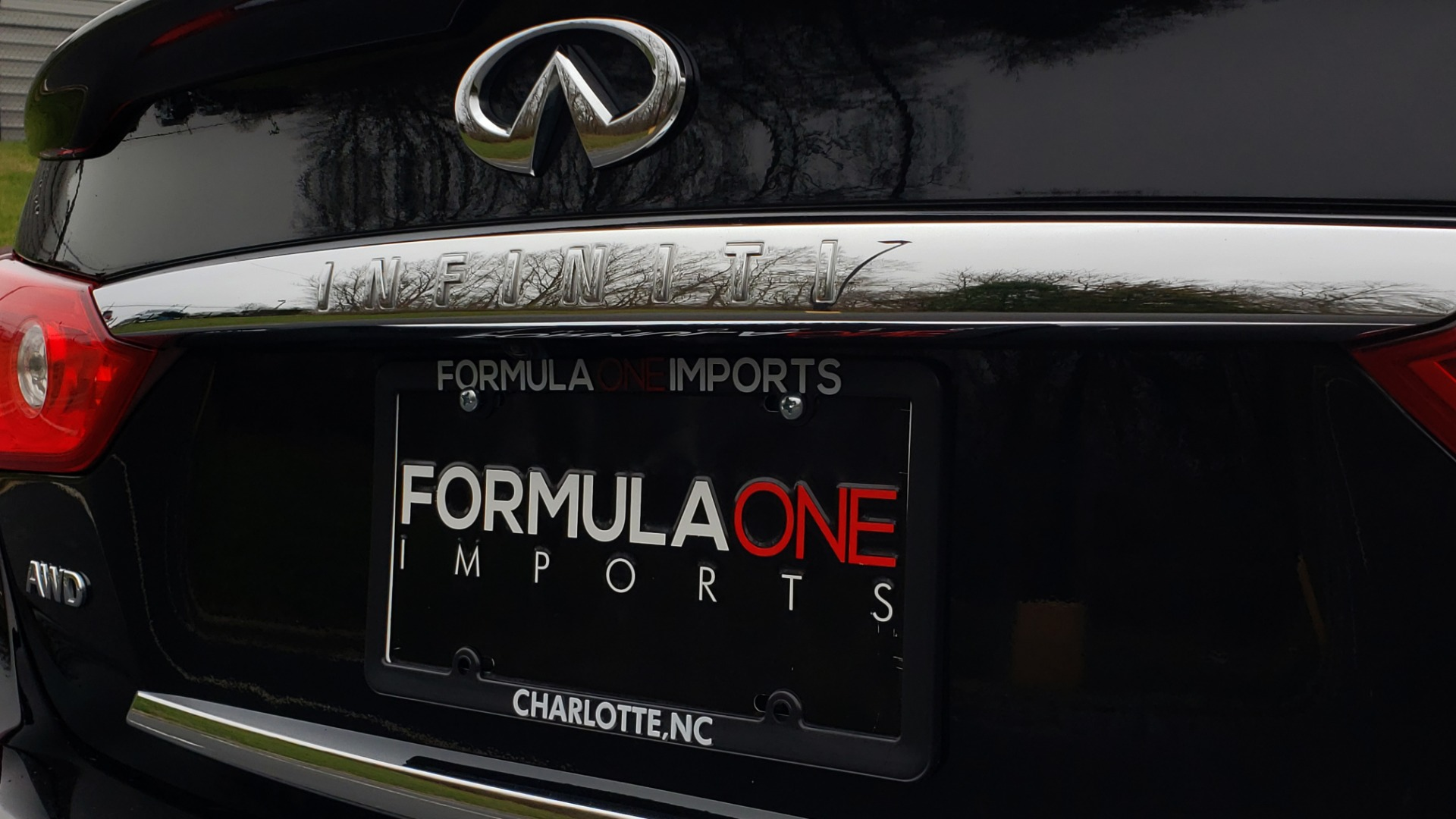 Used 2016 INFINITI Q50 3.0t PREMIUM SPORT AWD / NAV / SUNROOF / HTD STS / REARVIEW for sale Sold at Formula Imports in Charlotte NC 28227 25