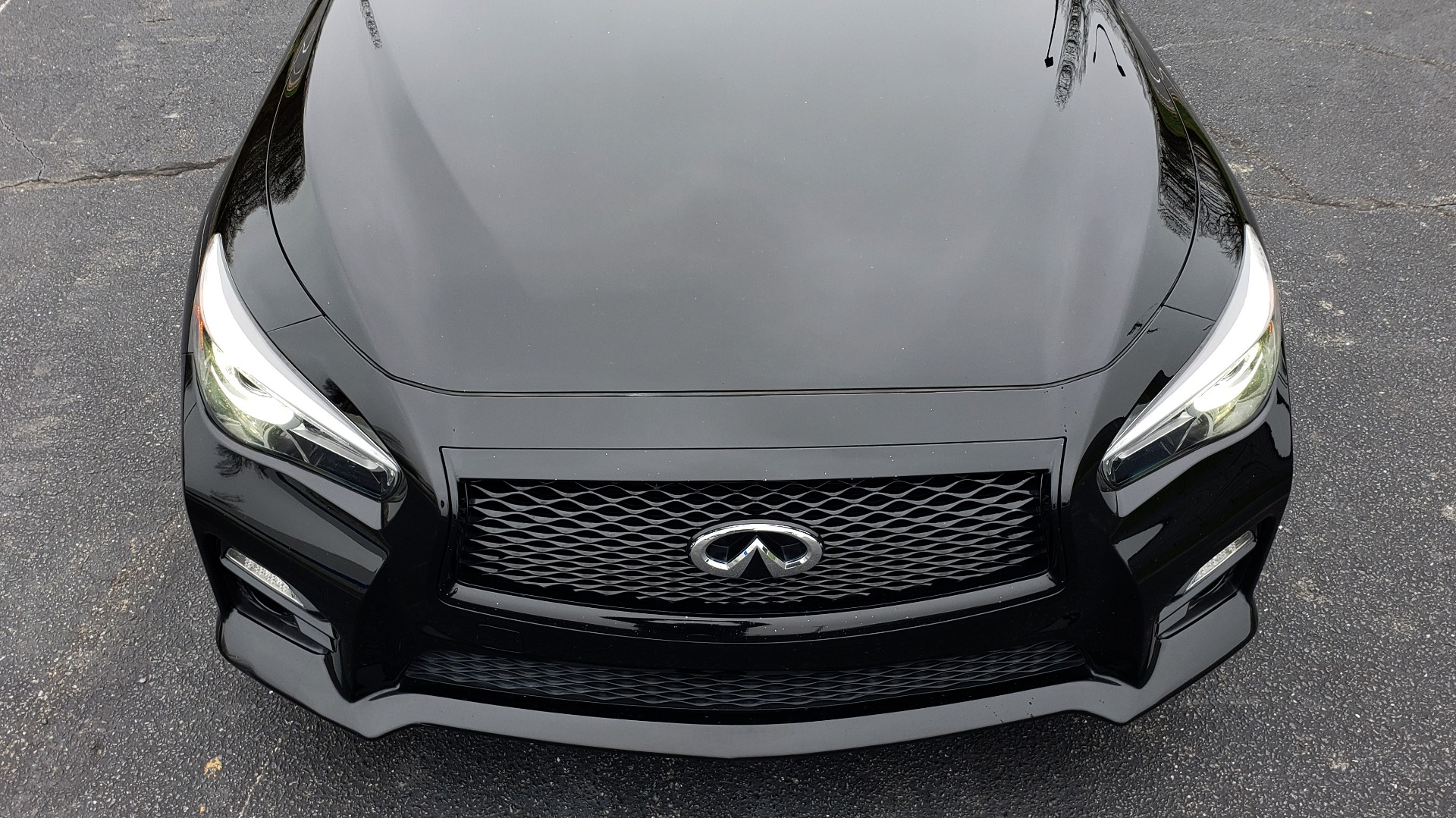 Used 2016 INFINITI Q50 3.0t PREMIUM SPORT AWD / NAV / SUNROOF / HTD STS / REARVIEW for sale Sold at Formula Imports in Charlotte NC 28227 29