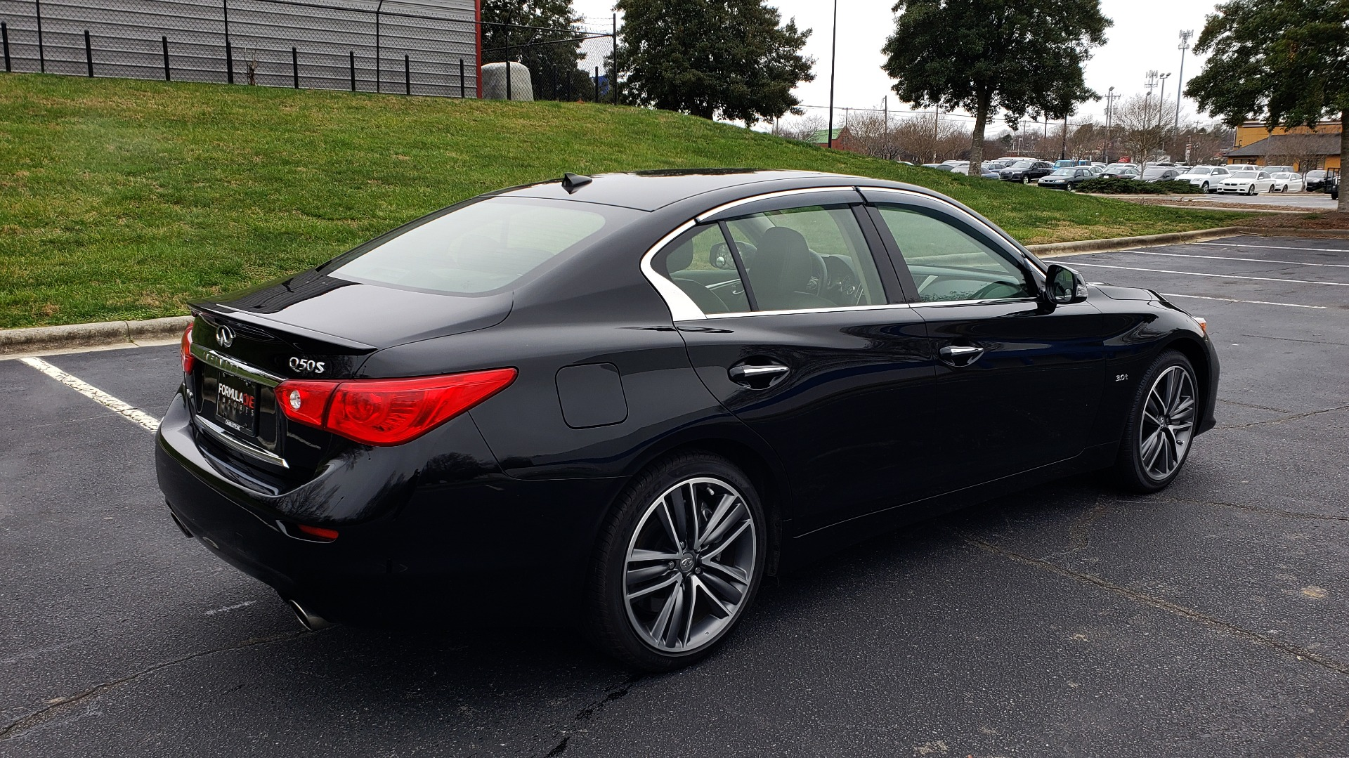 Used 2016 INFINITI Q50 3.0t PREMIUM SPORT AWD / NAV / SUNROOF / HTD STS / REARVIEW for sale Sold at Formula Imports in Charlotte NC 28227 8