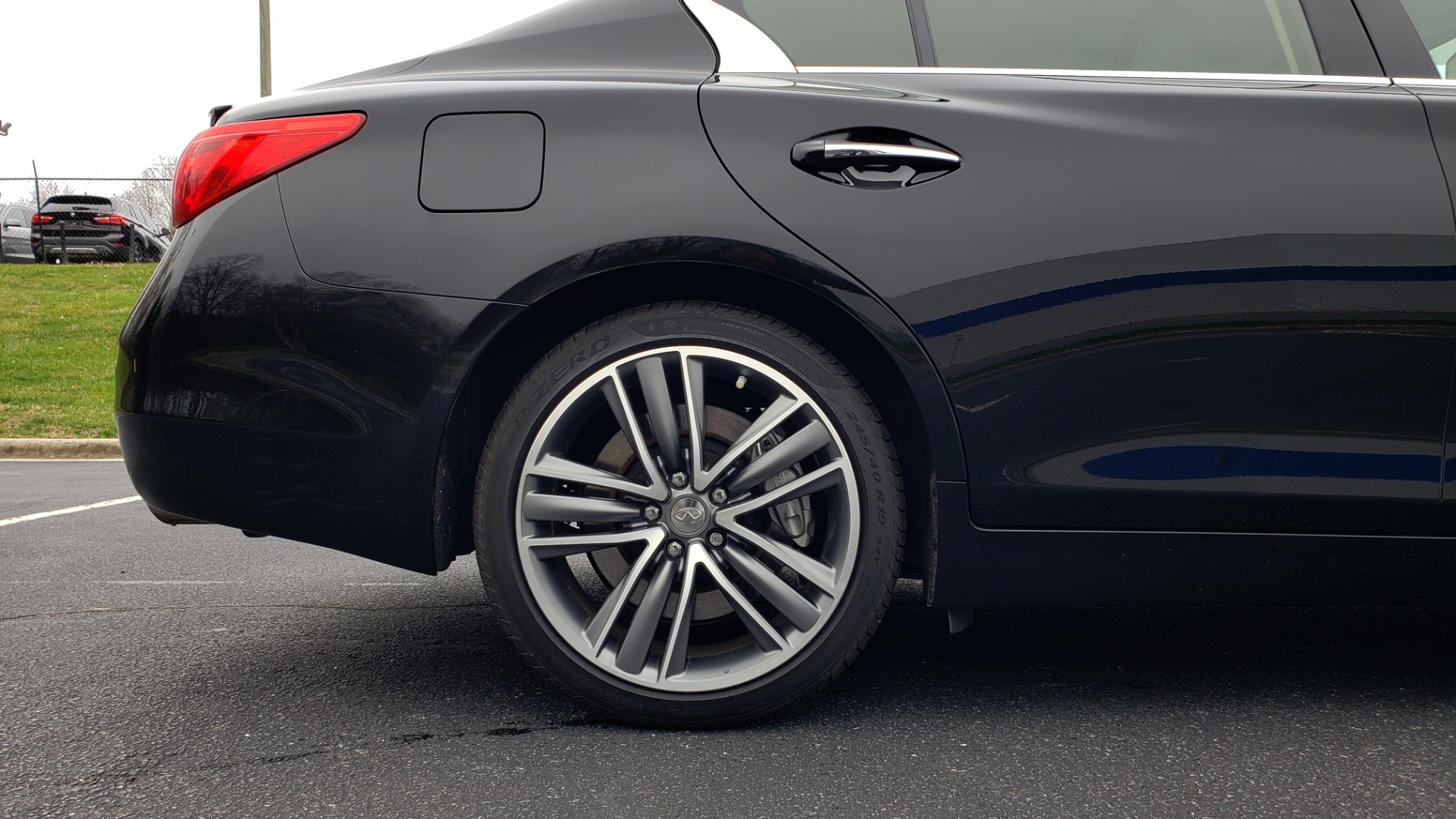 Used 2016 INFINITI Q50 3.0t PREMIUM SPORT AWD / NAV / SUNROOF / HTD STS / REARVIEW for sale Sold at Formula Imports in Charlotte NC 28227 81