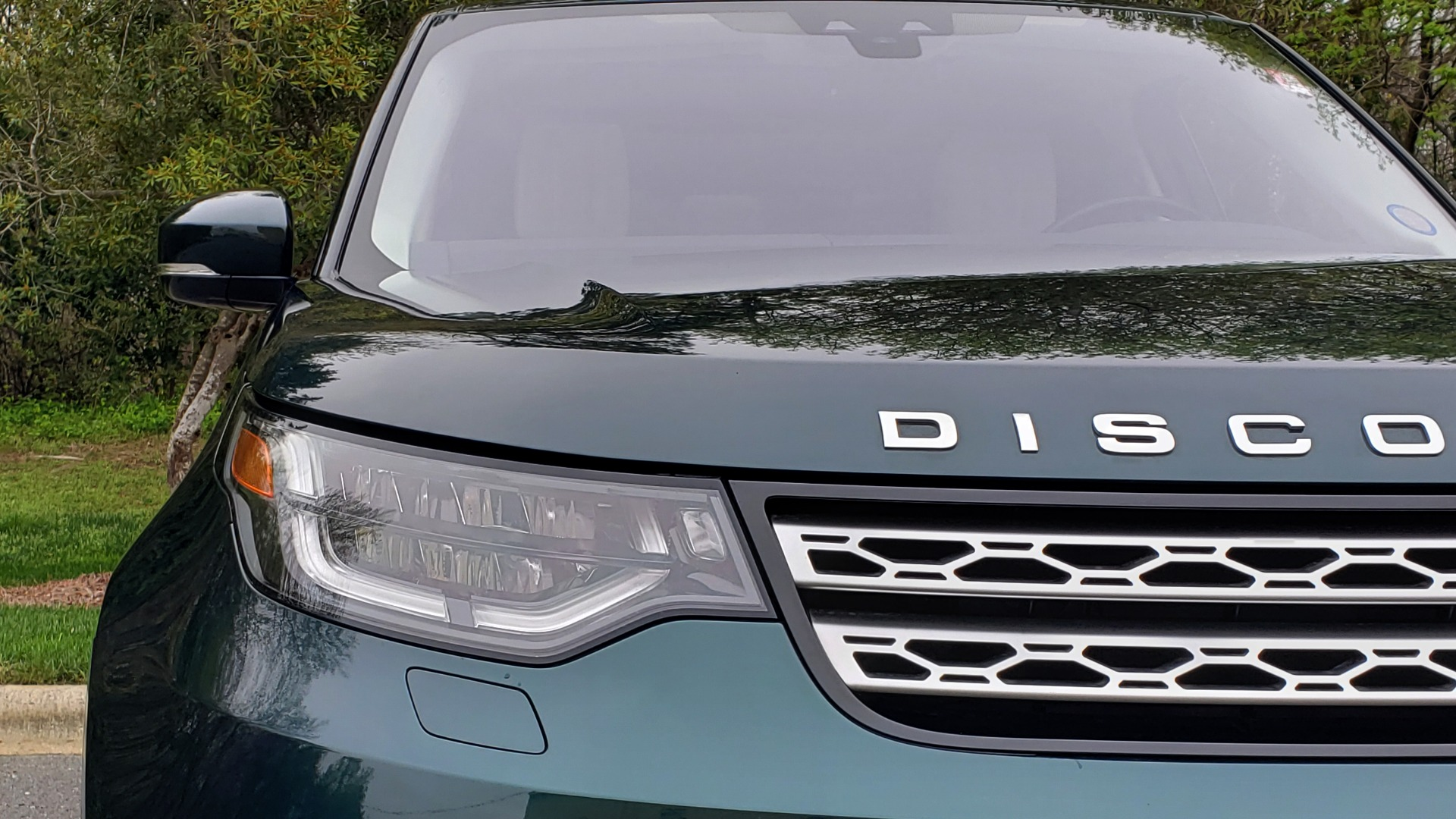 Used 2017 Land Rover DISCOVERY HSE LUXURY / 4WD / NAV / VISION ASST / DRIVE PKG / MERIDIAN for sale Sold at Formula Imports in Charlotte NC 28227 30
