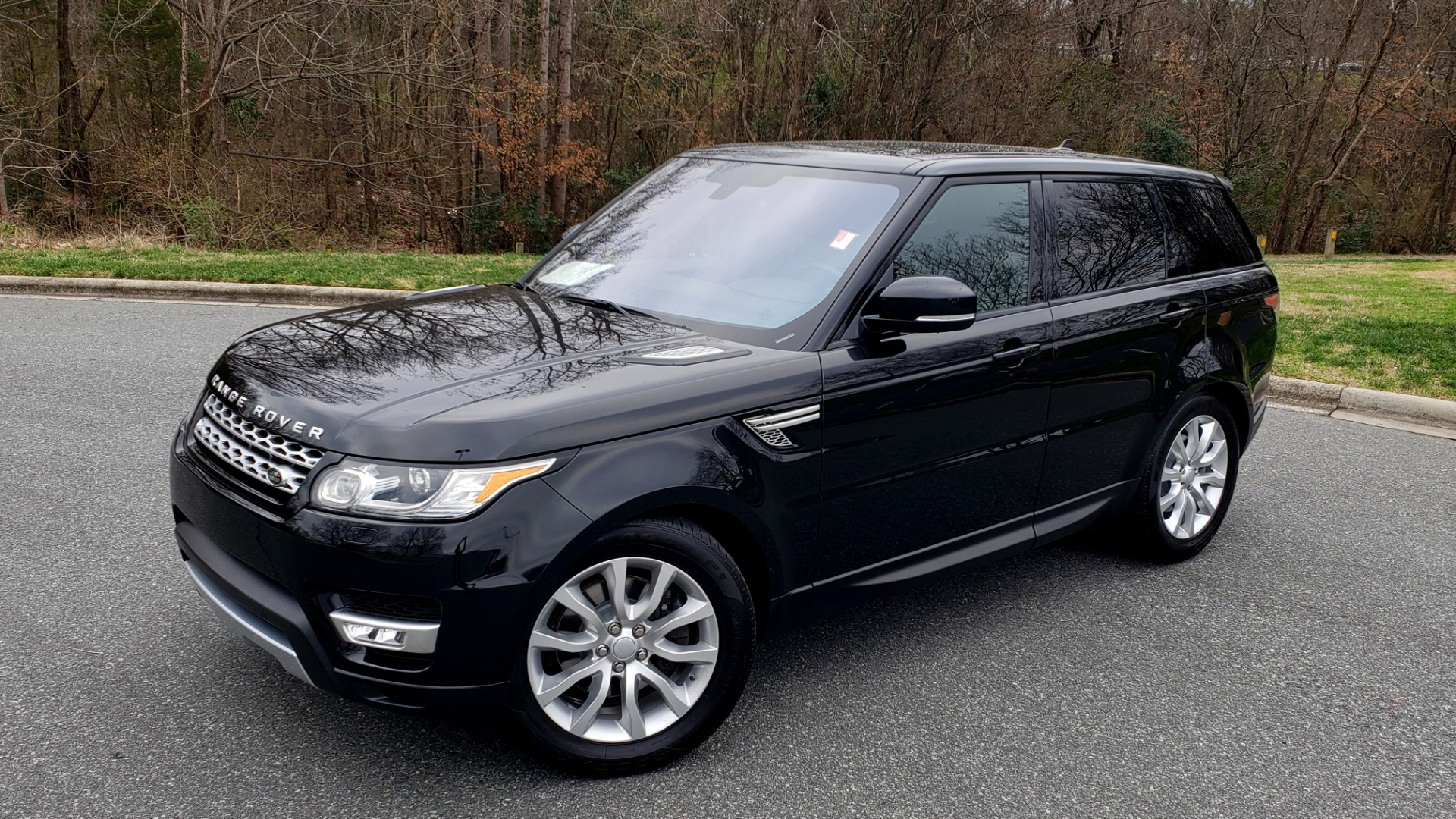 Used 2016 Land Rover RANGE ROVER SPORT SC V6 HSE / NAV / SUNROOF / REARVIEW / MERIDIAN for sale Sold at Formula Imports in Charlotte NC 28227 2