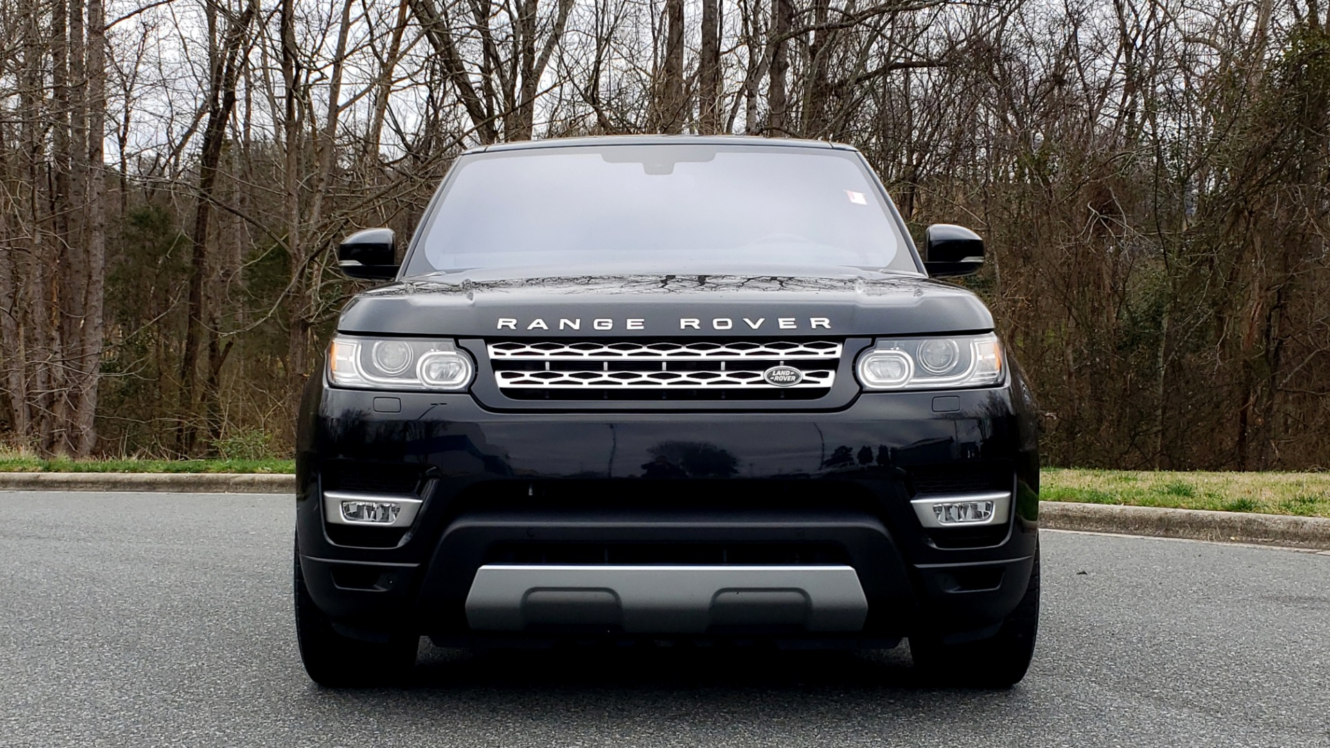 Used 2016 Land Rover RANGE ROVER SPORT SC V6 HSE / NAV / SUNROOF / REARVIEW / MERIDIAN for sale Sold at Formula Imports in Charlotte NC 28227 23