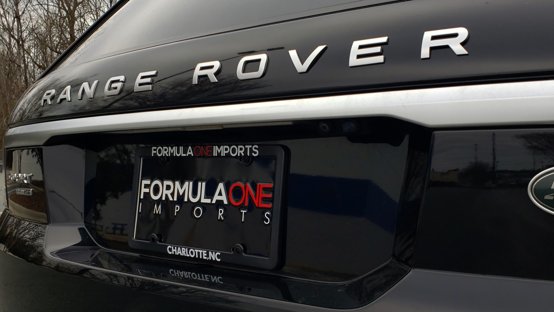 Used 2016 Land Rover RANGE ROVER SPORT SC V6 HSE / NAV / SUNROOF / REARVIEW / MERIDIAN for sale Sold at Formula Imports in Charlotte NC 28227 33