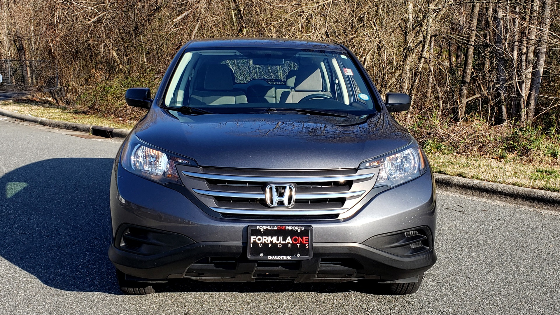 Used 2013 Honda CR-V LX 5-PASS SUV / PWR WNDWS / PWR LKS / VERY CLEAN! for sale Sold at Formula Imports in Charlotte NC 28227 12