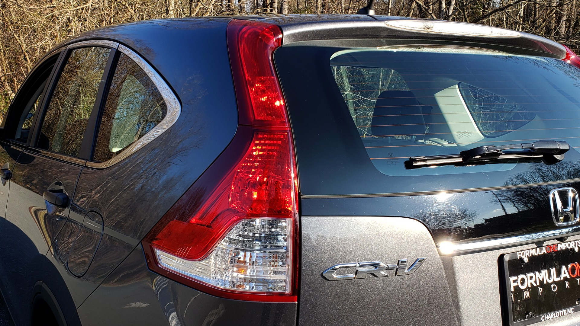 Used 2013 Honda CR-V LX 5-PASS SUV / PWR WNDWS / PWR LKS / VERY CLEAN! for sale Sold at Formula Imports in Charlotte NC 28227 20