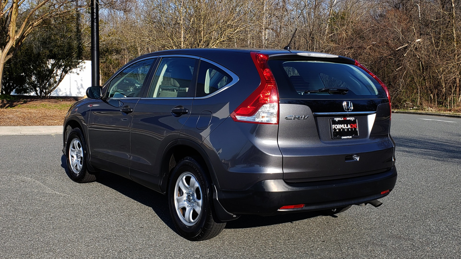 Used 2013 Honda CR-V LX 5-PASS SUV / PWR WNDWS / PWR LKS / VERY CLEAN! for sale Sold at Formula Imports in Charlotte NC 28227 3