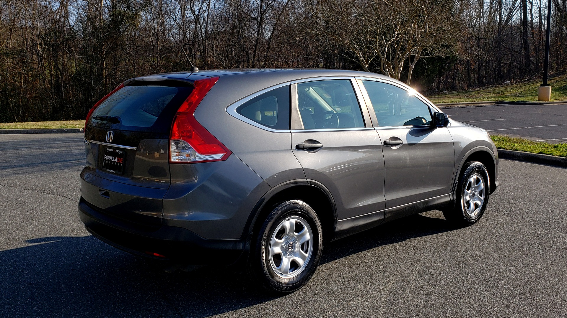 Used 2013 Honda CR-V LX 5-PASS SUV / PWR WNDWS / PWR LKS / VERY CLEAN! for sale Sold at Formula Imports in Charlotte NC 28227 6